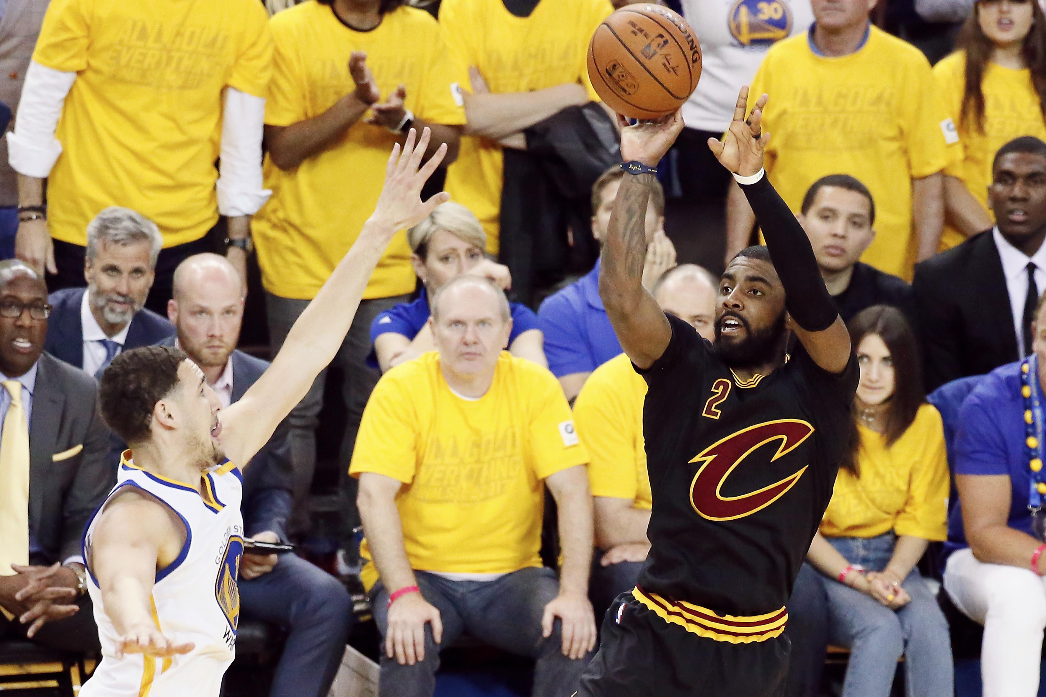 2017 NBA Finals - Cleveland Cavaliers v Golden State Warriors