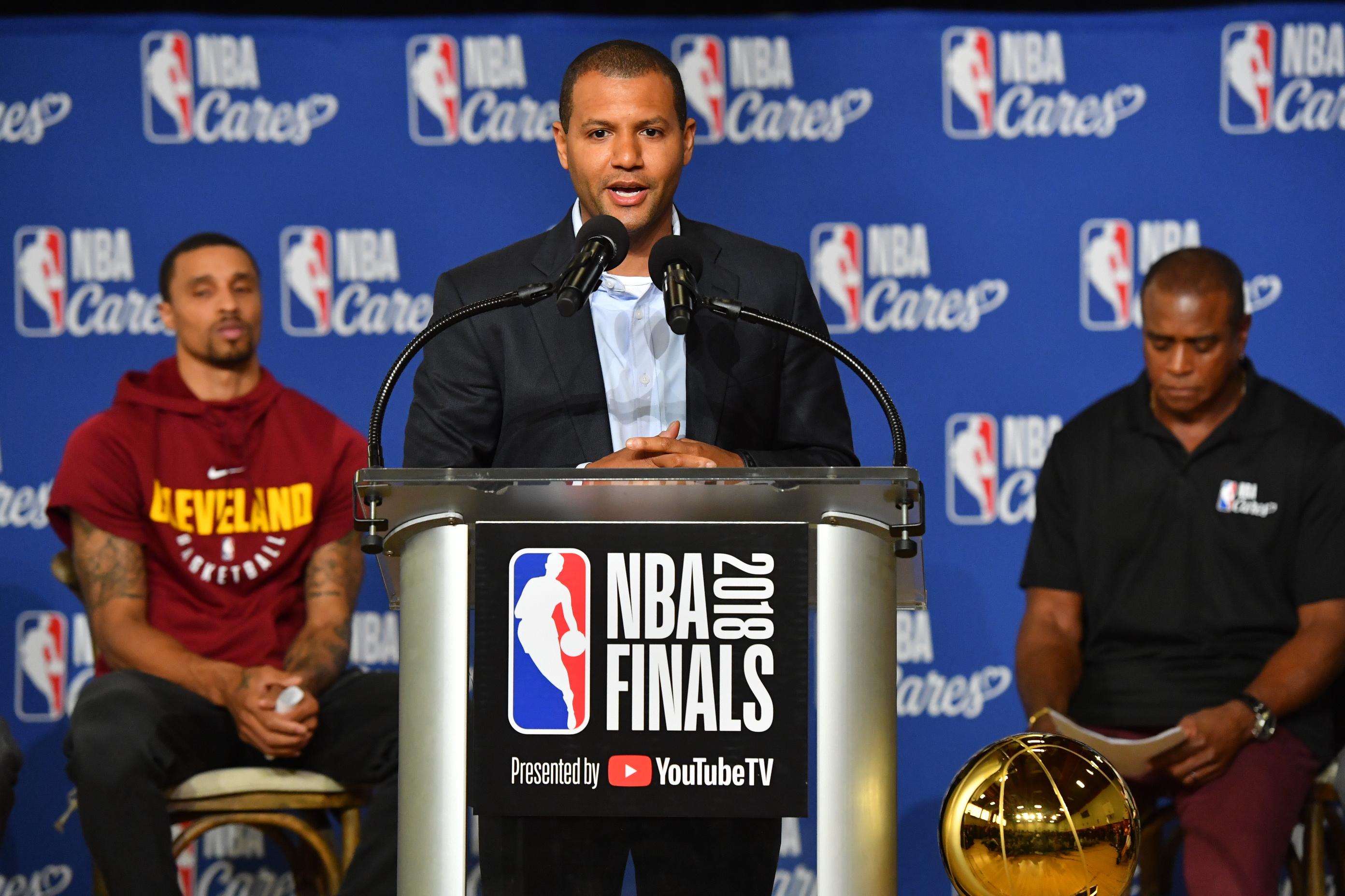 2018 NBA Finals Legacy Project - NBA Cares