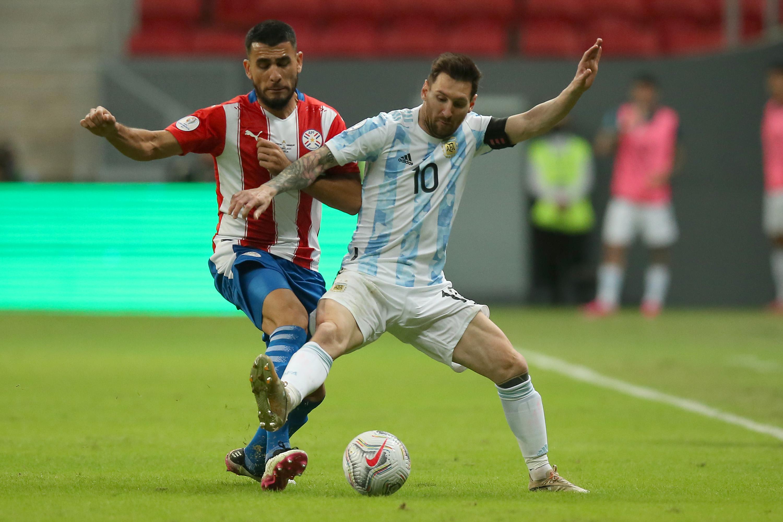 Argentina v Paraguay: Group A - Copa America Brazil 2021