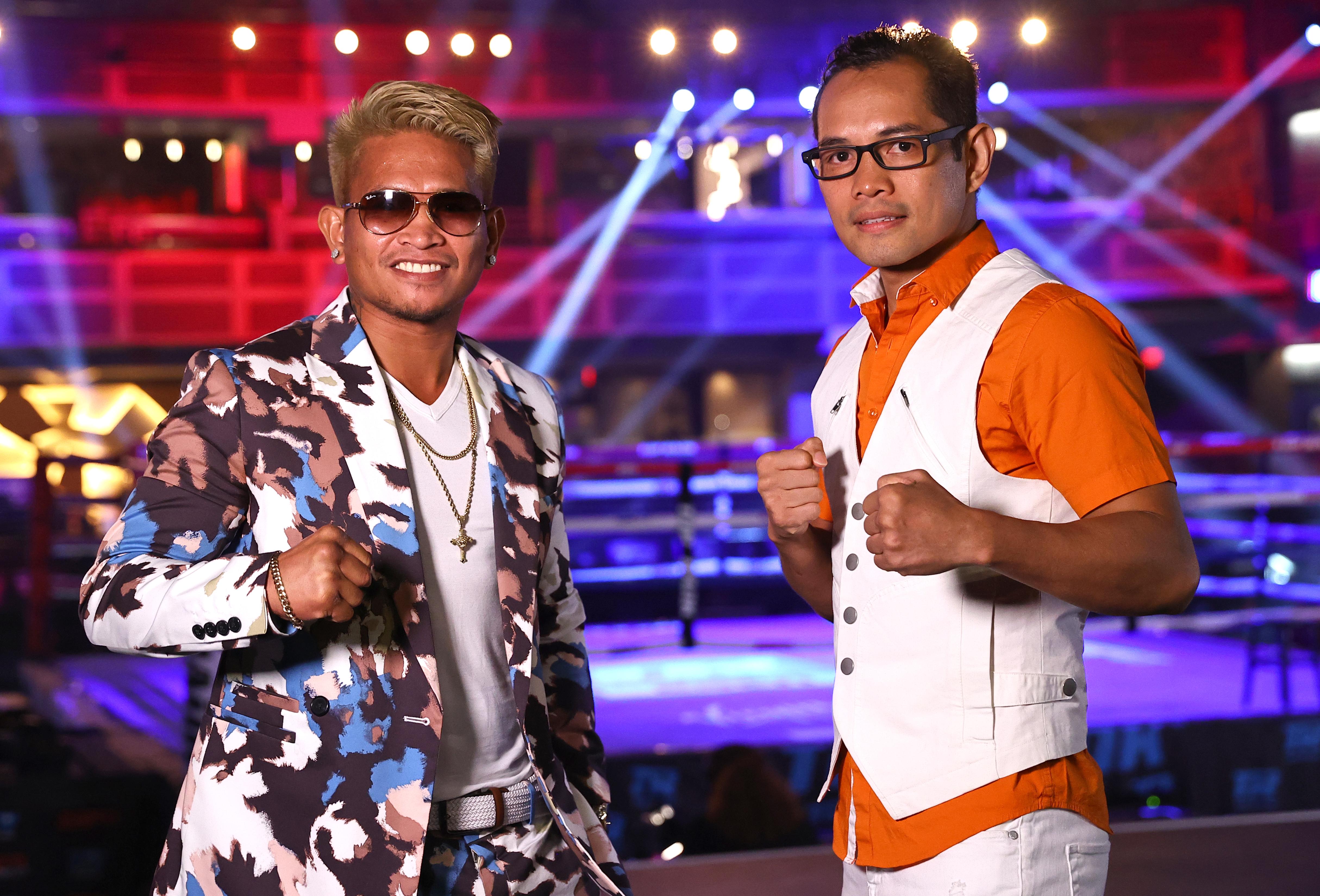 John Riel Casimero and Nonito Donaire will fight next.