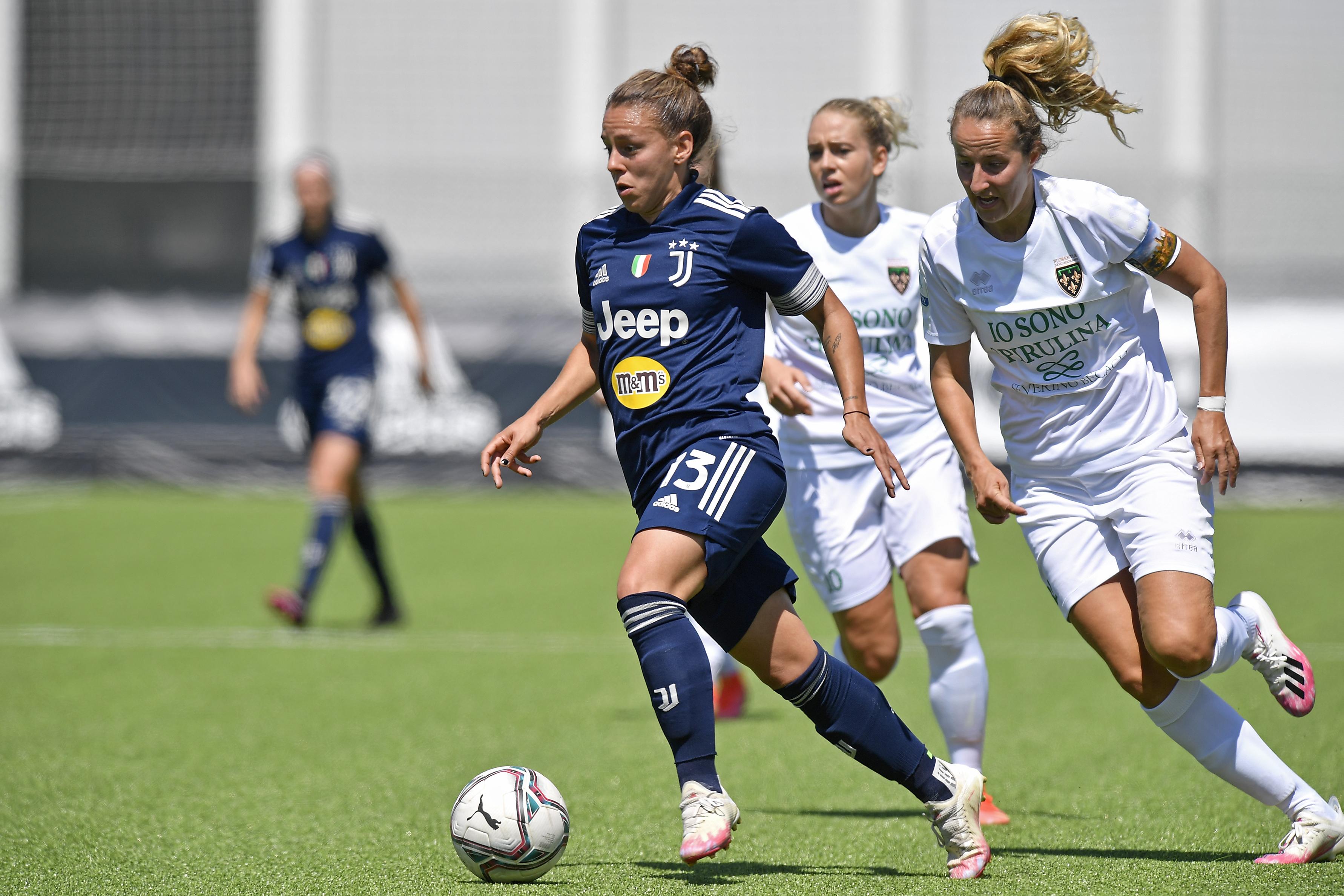 Juventus v Florentia - Women Serie A