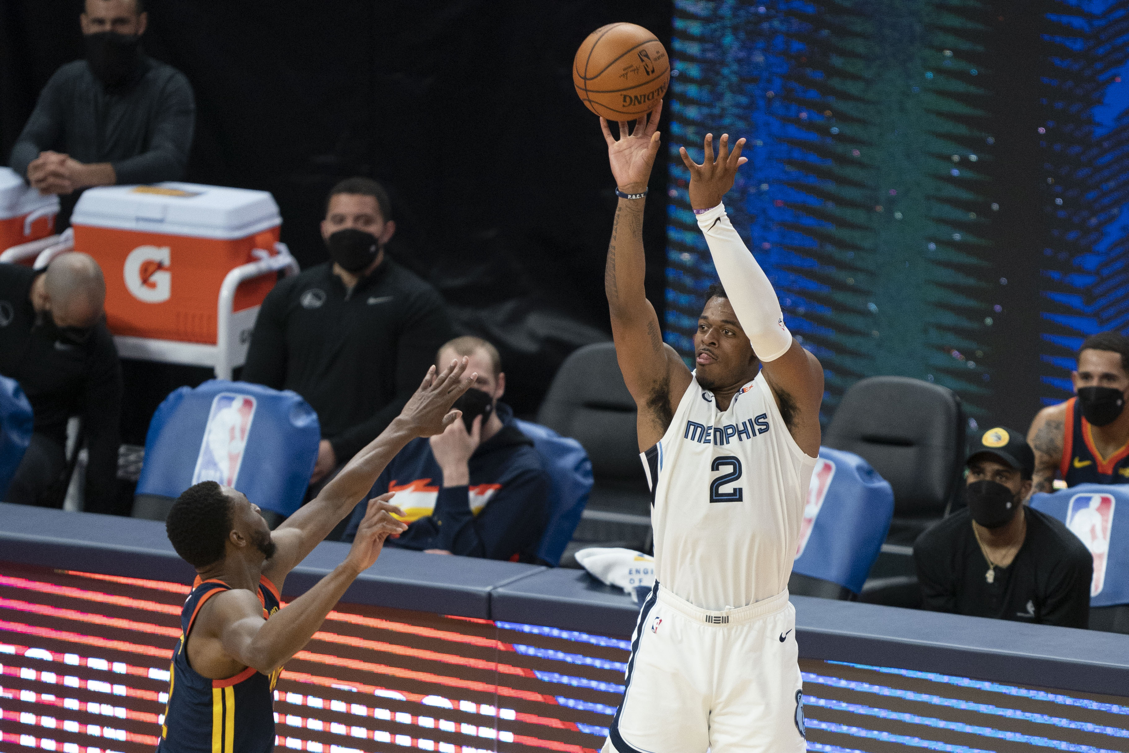 NBA: Memphis Grizzlies at Golden State Warriors