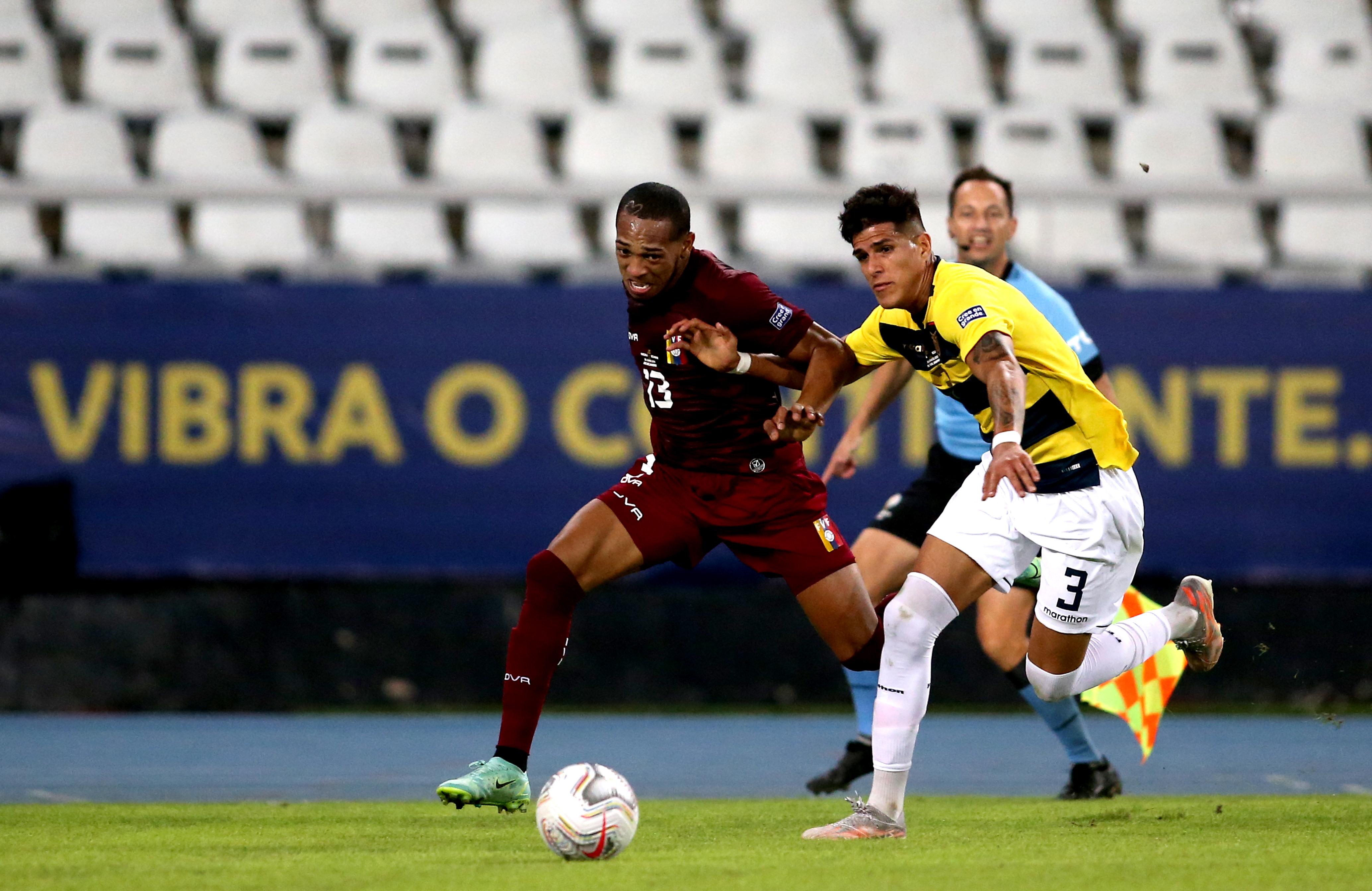 Venezuela v Ecuador: Group B - Copa America Brazil 2021