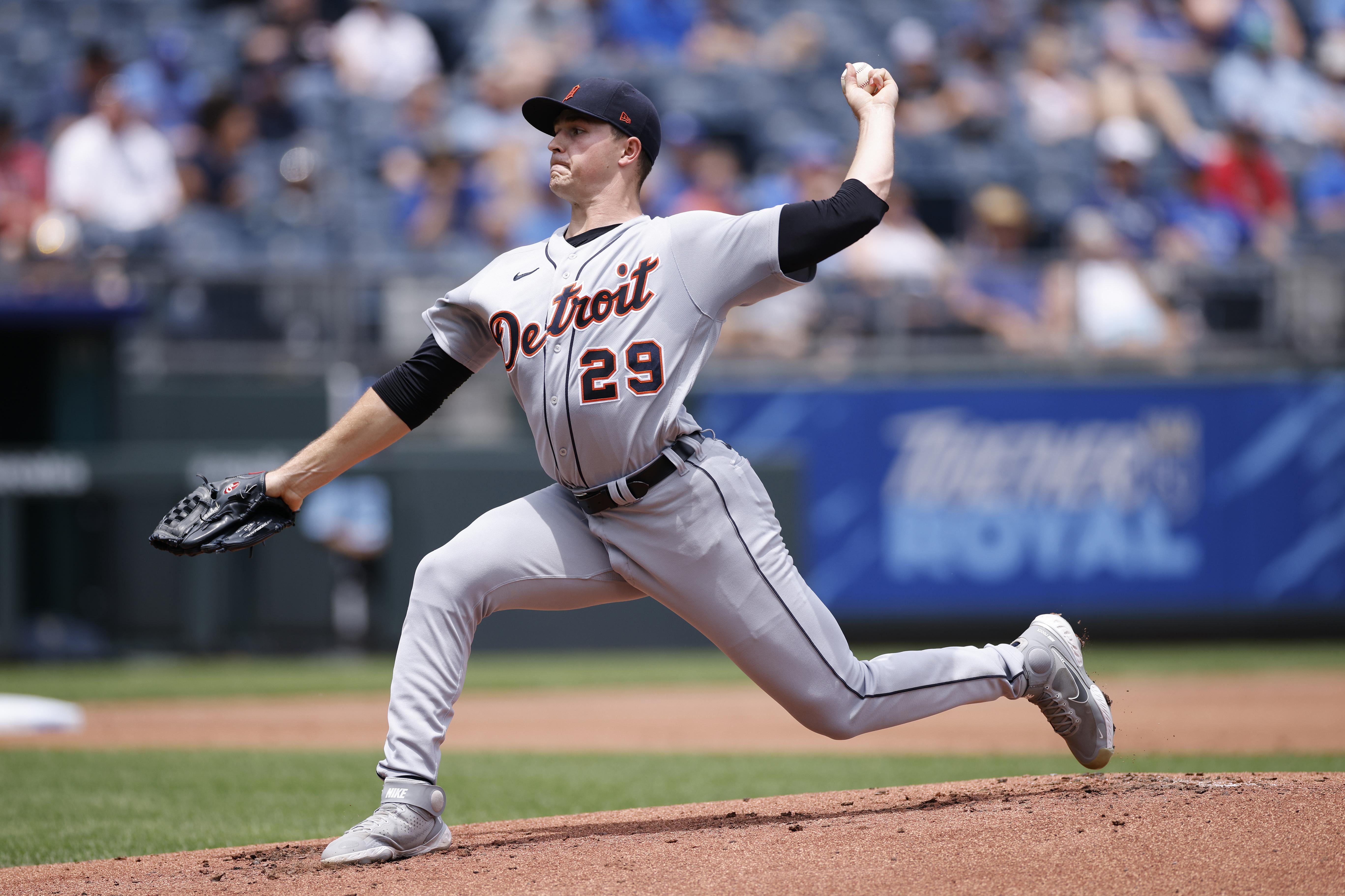 MLB: JUN 16 Tigers at Royals