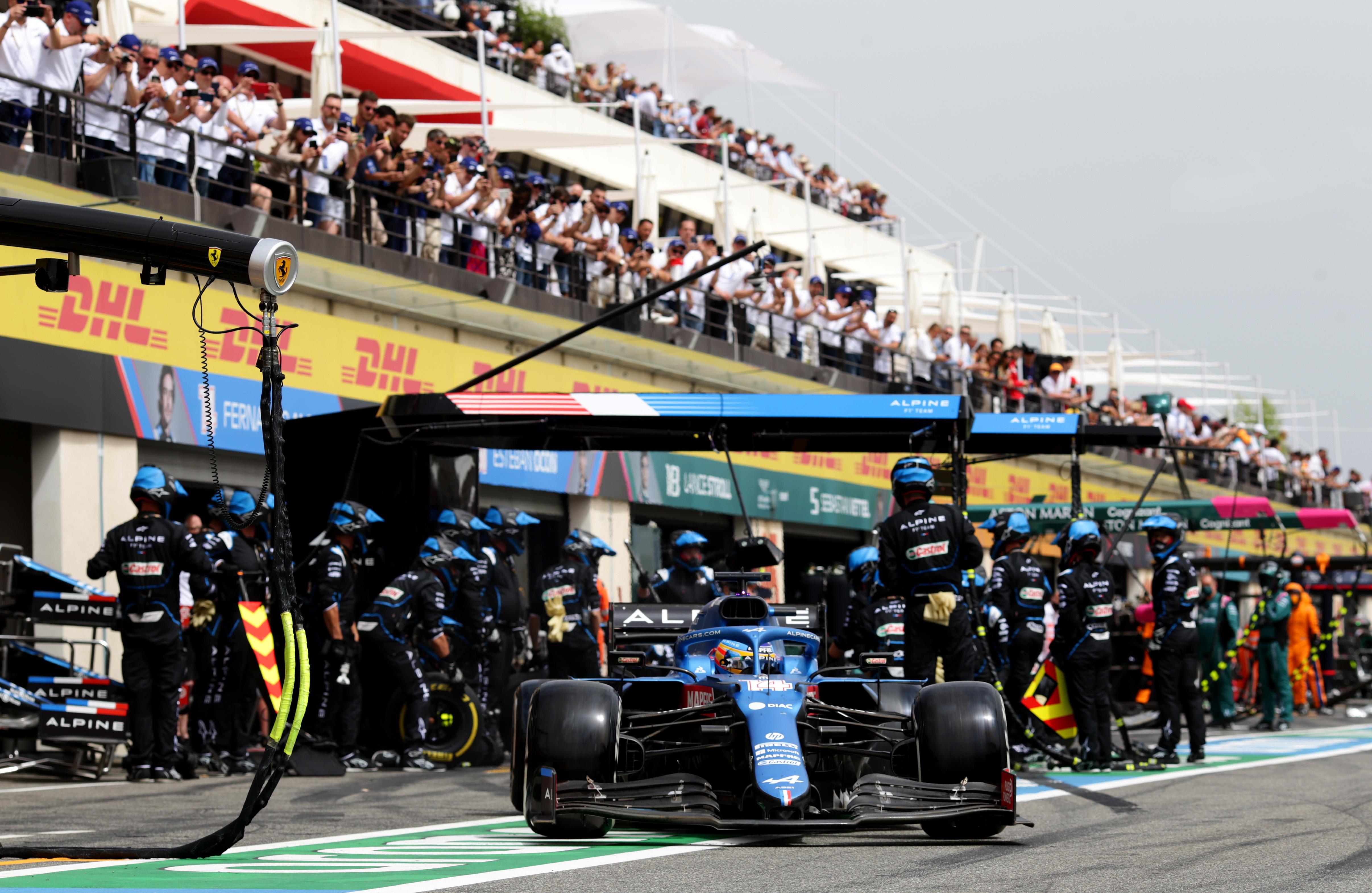 法国F1大奖赛