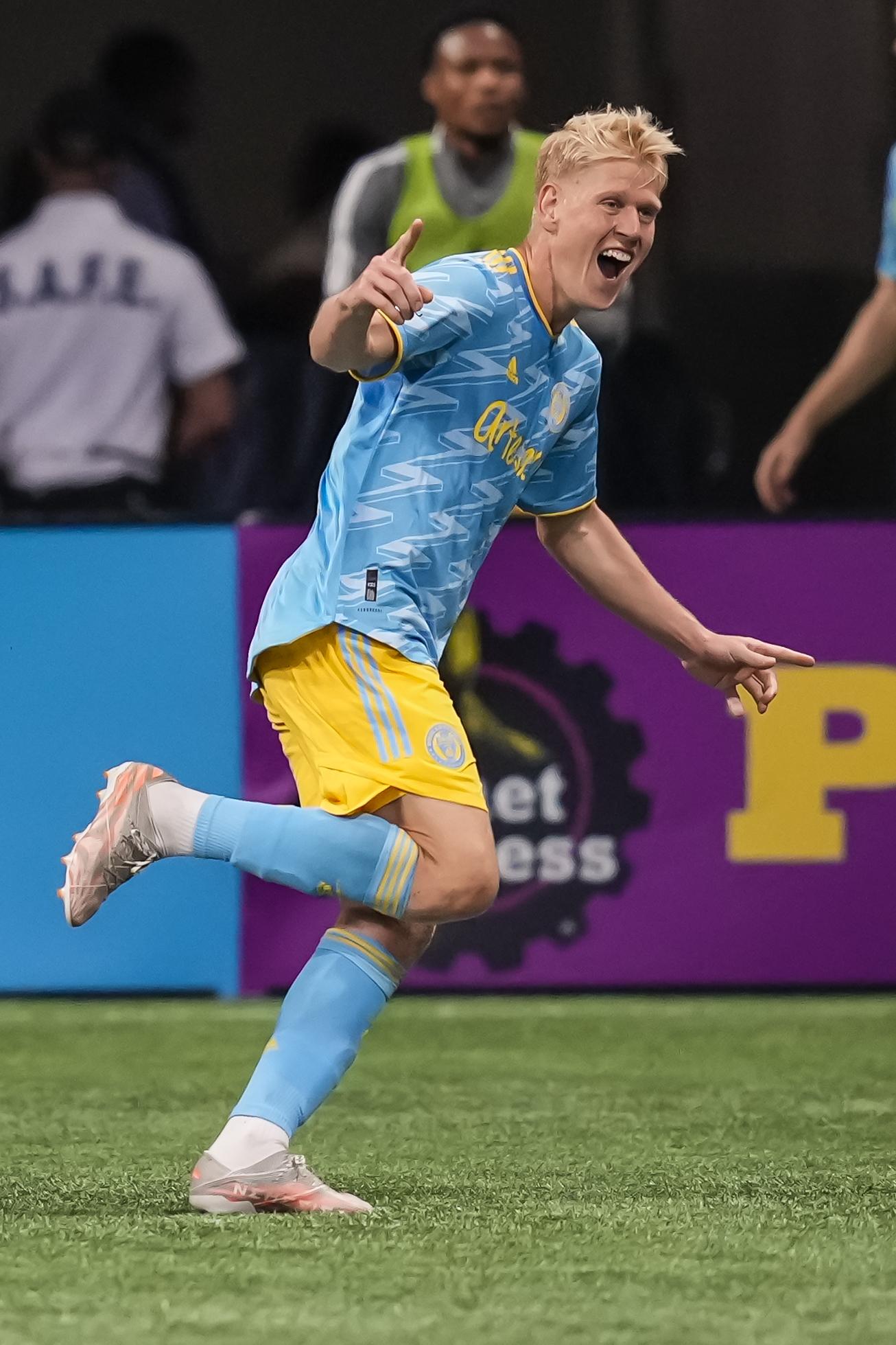 MLS: Philadelphia Union at Atlanta United FC