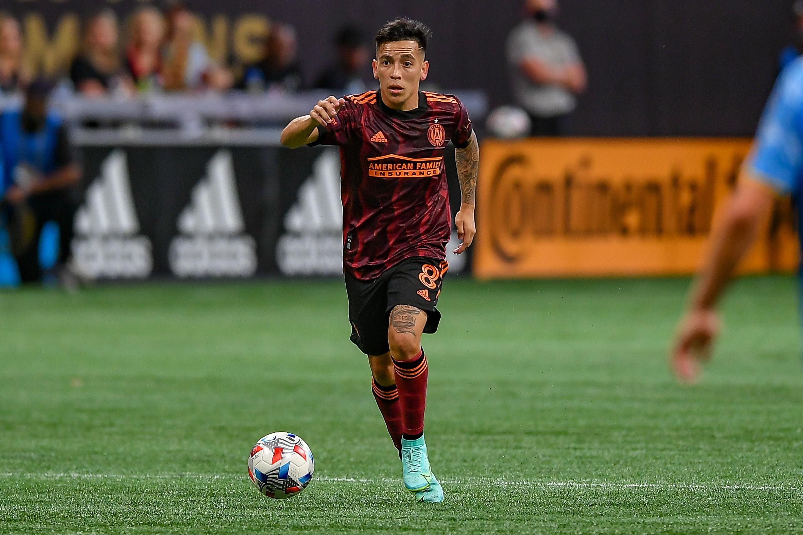 SOCCER: JUN 20 MLS - Philadelphia Union at Atlanta United FC