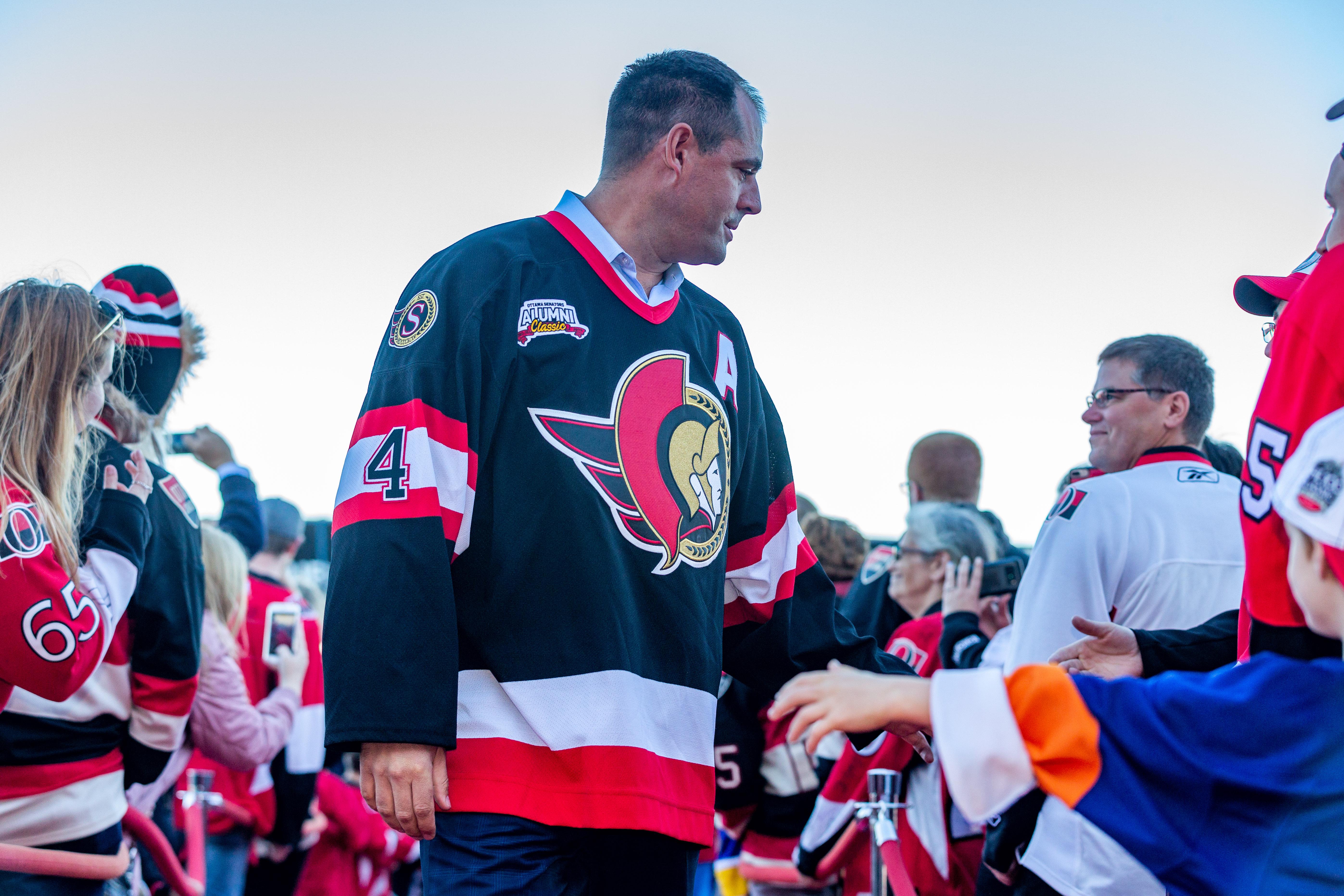 NHL: OCT 04 Blackhawks at Senators