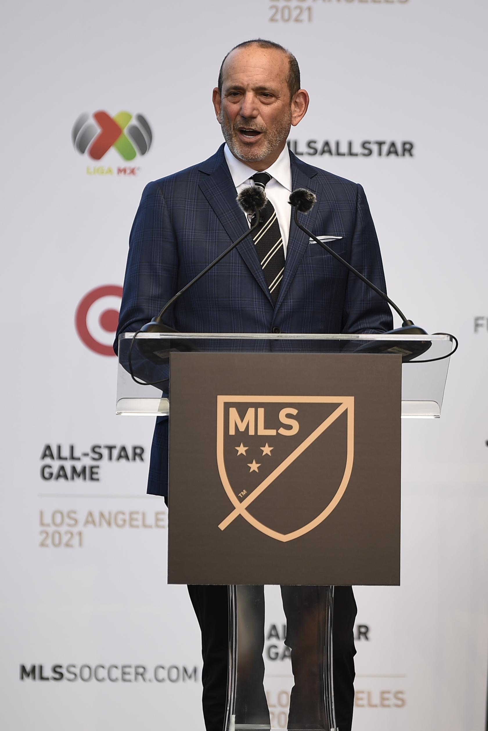 MLS: Commissioner Don Garber-Press Conference
