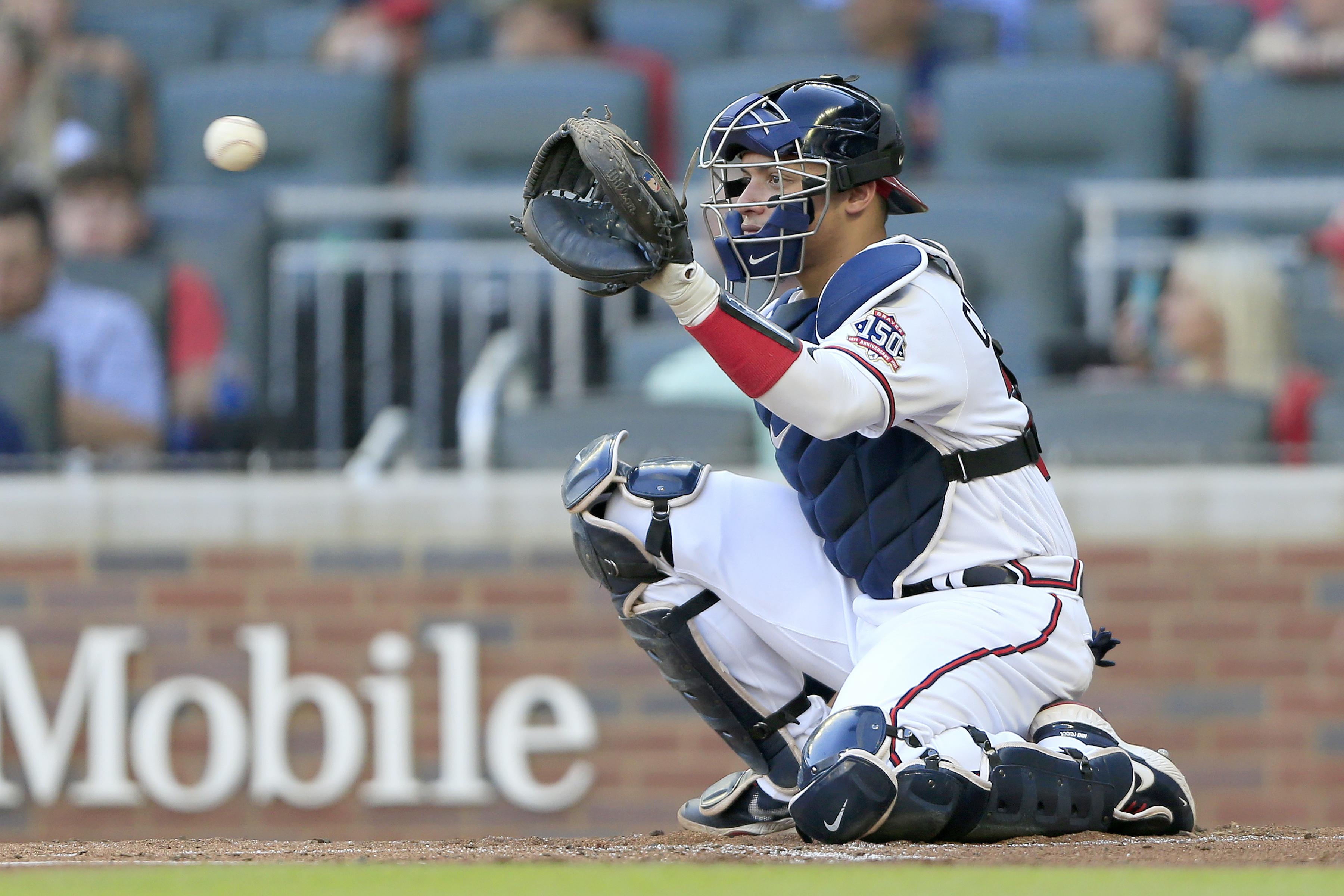 MLB: JUN 17 Cardinals at Braves