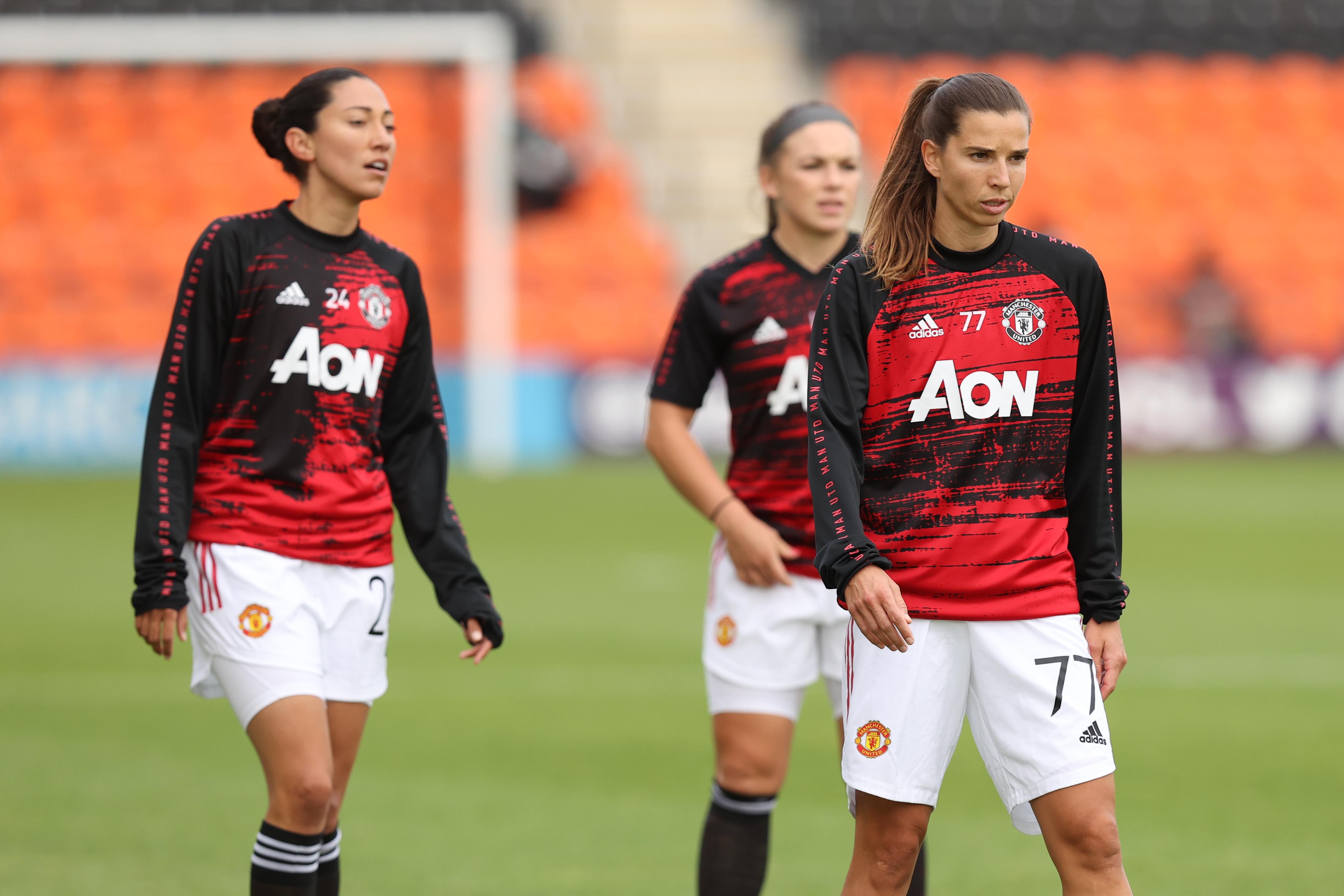 Tottenham Hotspur Women v Manchester United Women - Barclays FA Women's Super League