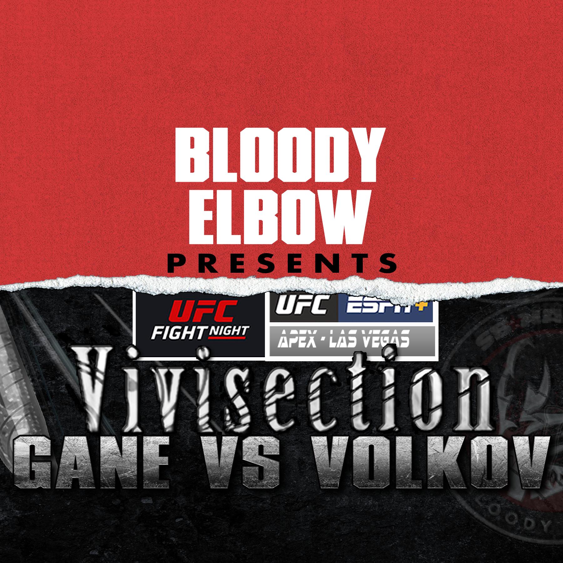 UFC Podcast, MMA Vivi, The MMA Vivisection, UFC Vegas 30, UFC Fight Night, UFC Preview, UFC Picks & Predictions, UFC analysis, UFC Odds, Ciryl Gane vs Alexander Volkov preview,