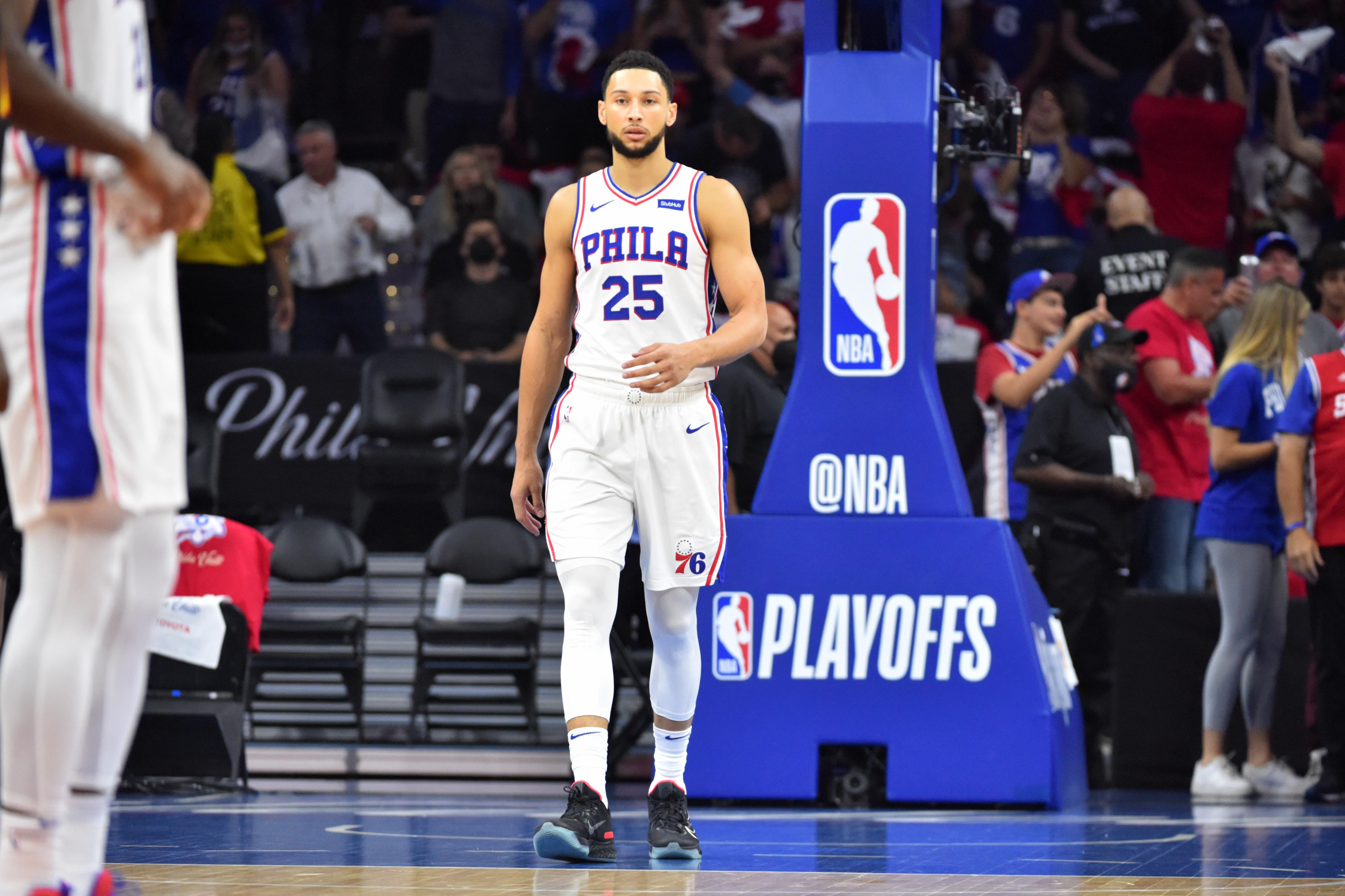 2021 NBA Playoffs - Atlanta Hawks v Philadelphia 76ers