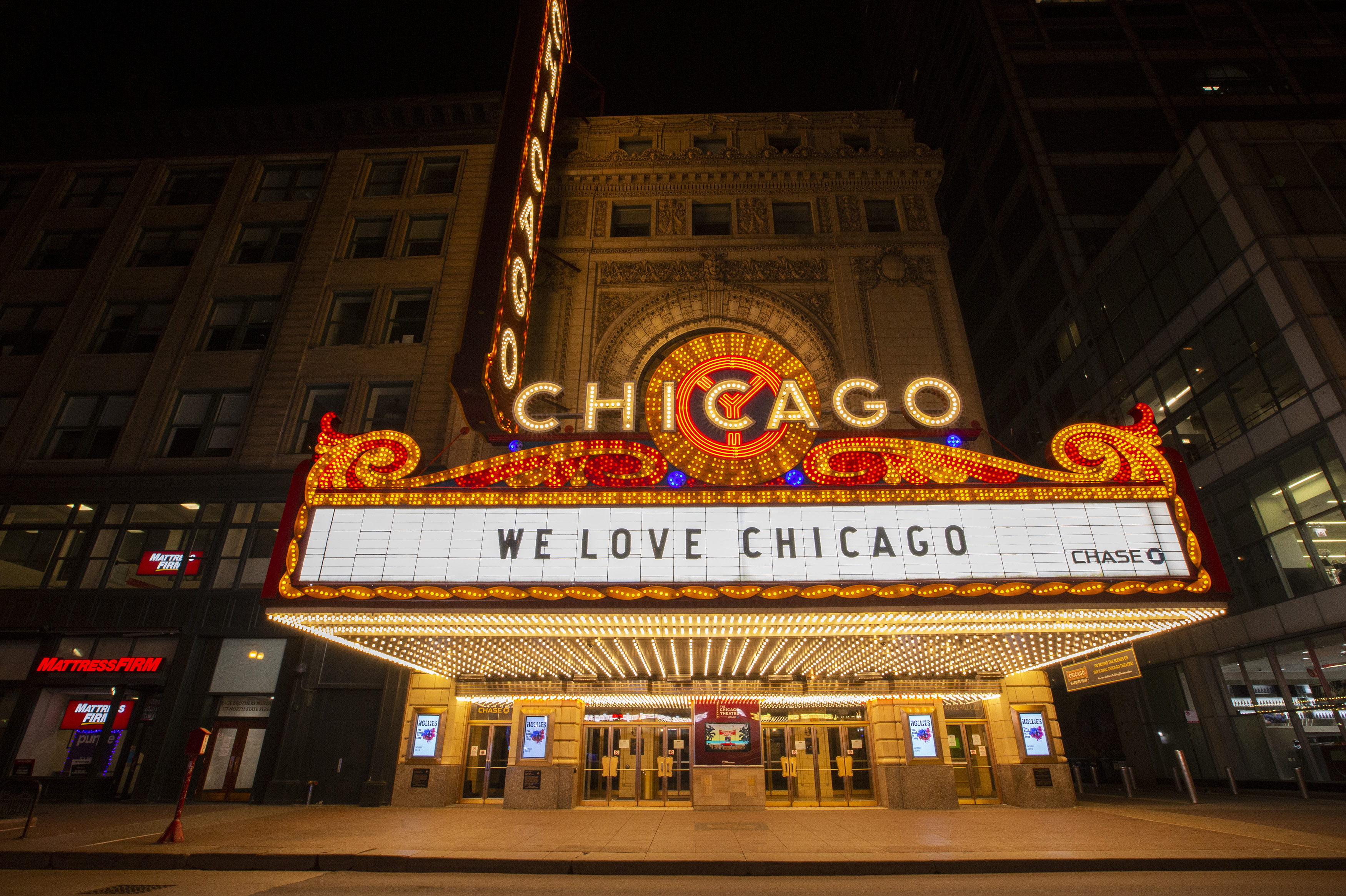 Chicago Continues To Idle During Coronavirus Shutdown