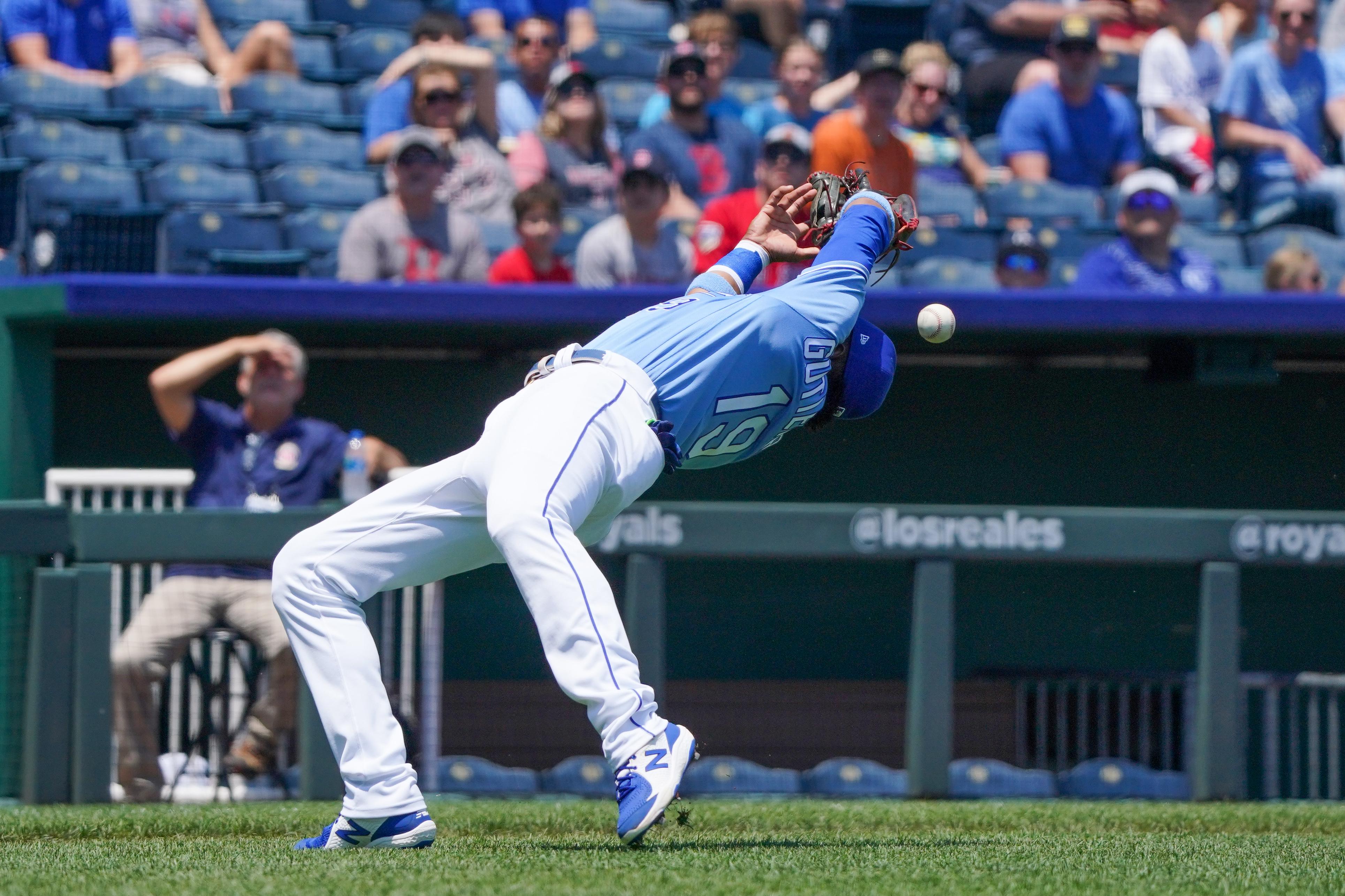MLB: Boston Red Sox at Kansas City Royals