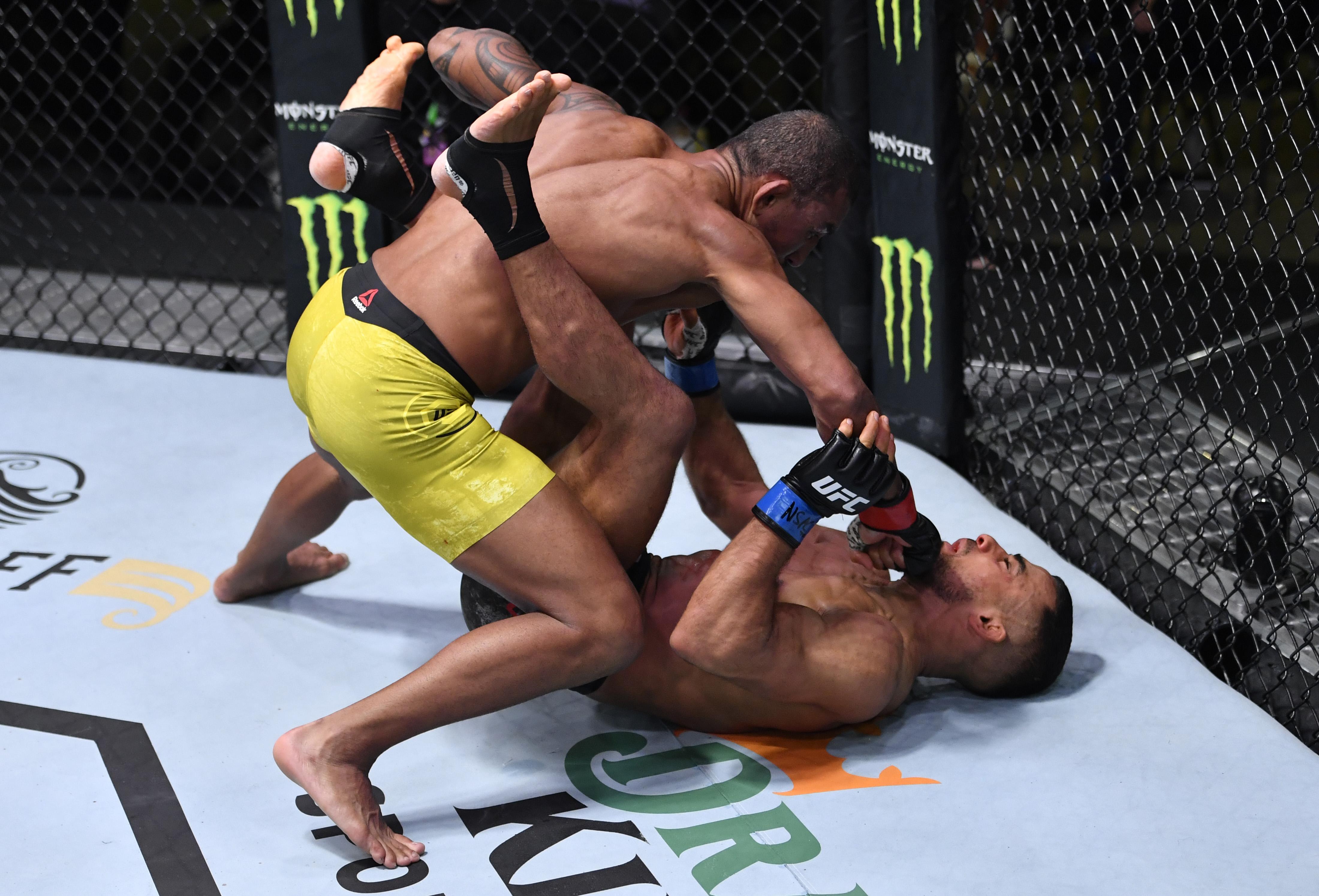 UFC Fight Night: Barcelos v Taha
