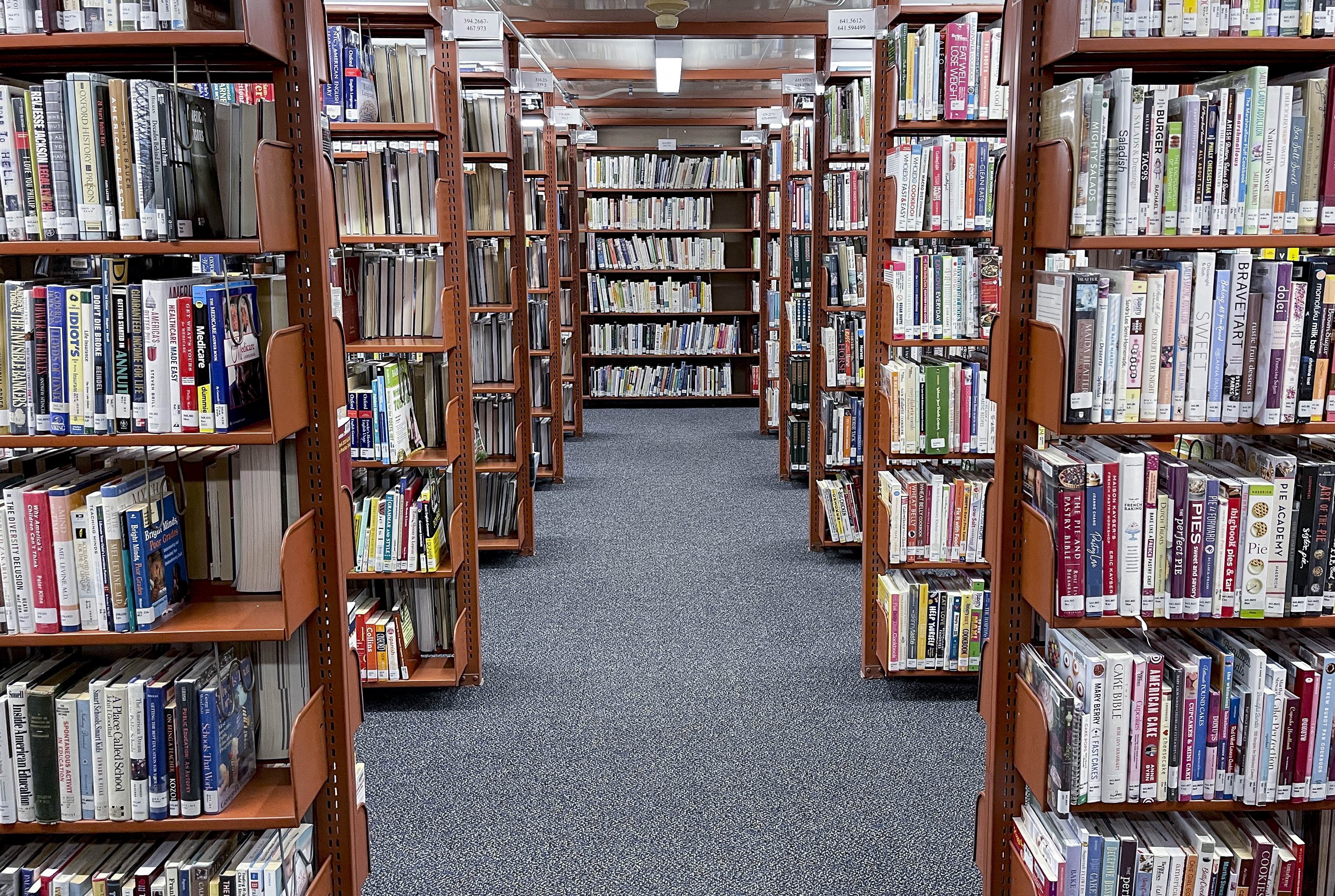 Library In Reading Pennsylvania Stops Charging Fines