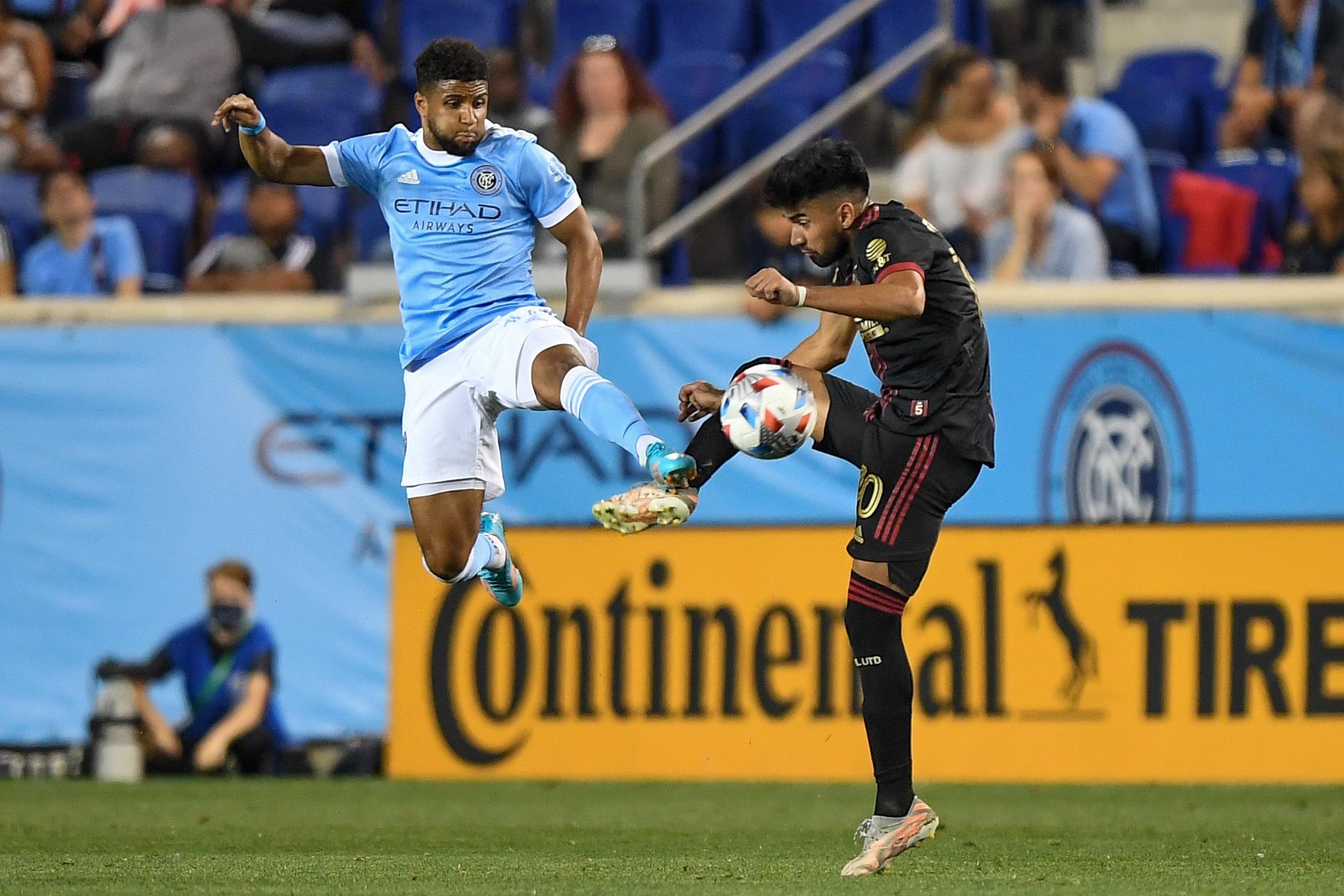 MLS: Atlanta United FC at New York City FC