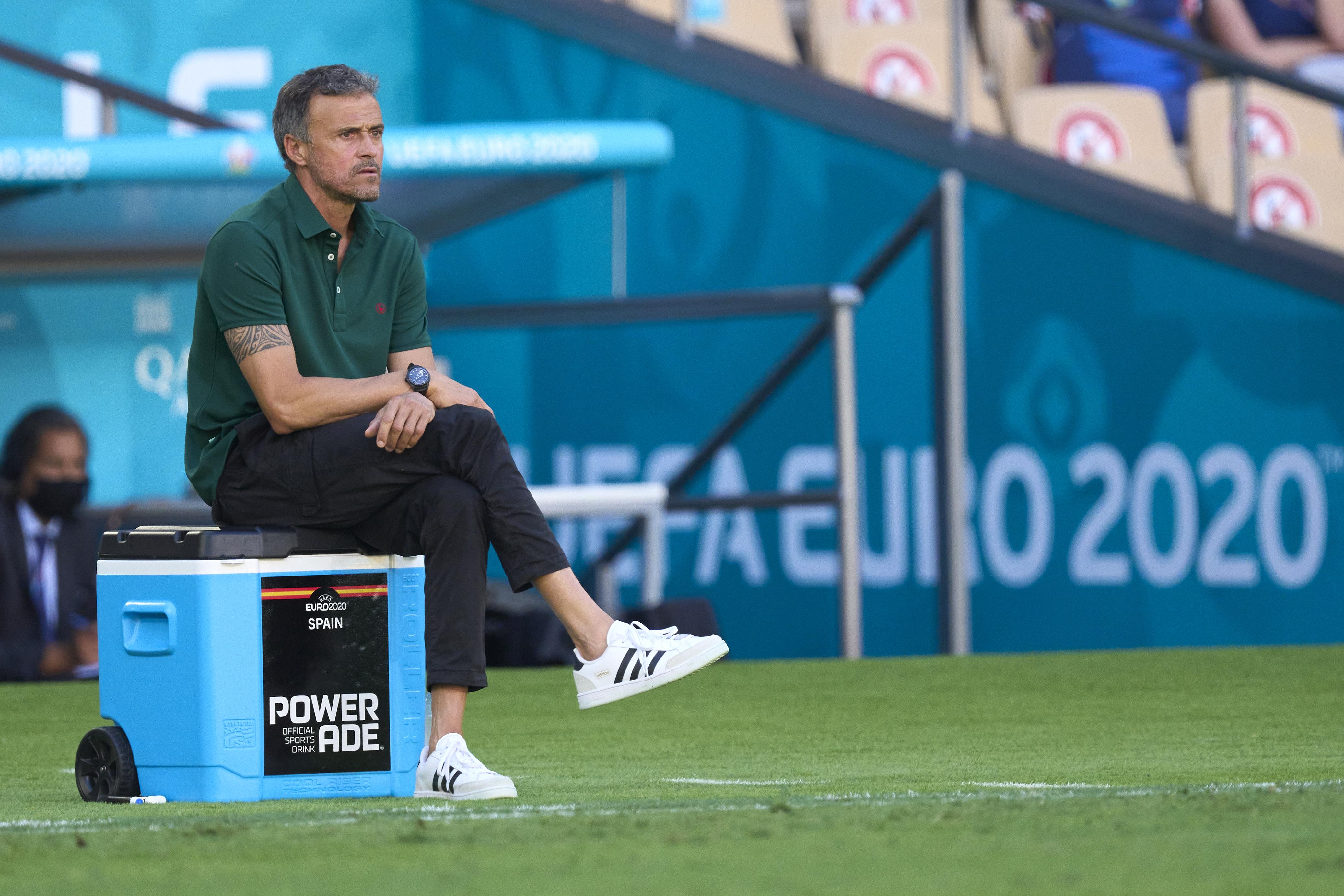 Slovakia v Spain - UEFA Euro 2020: Group E