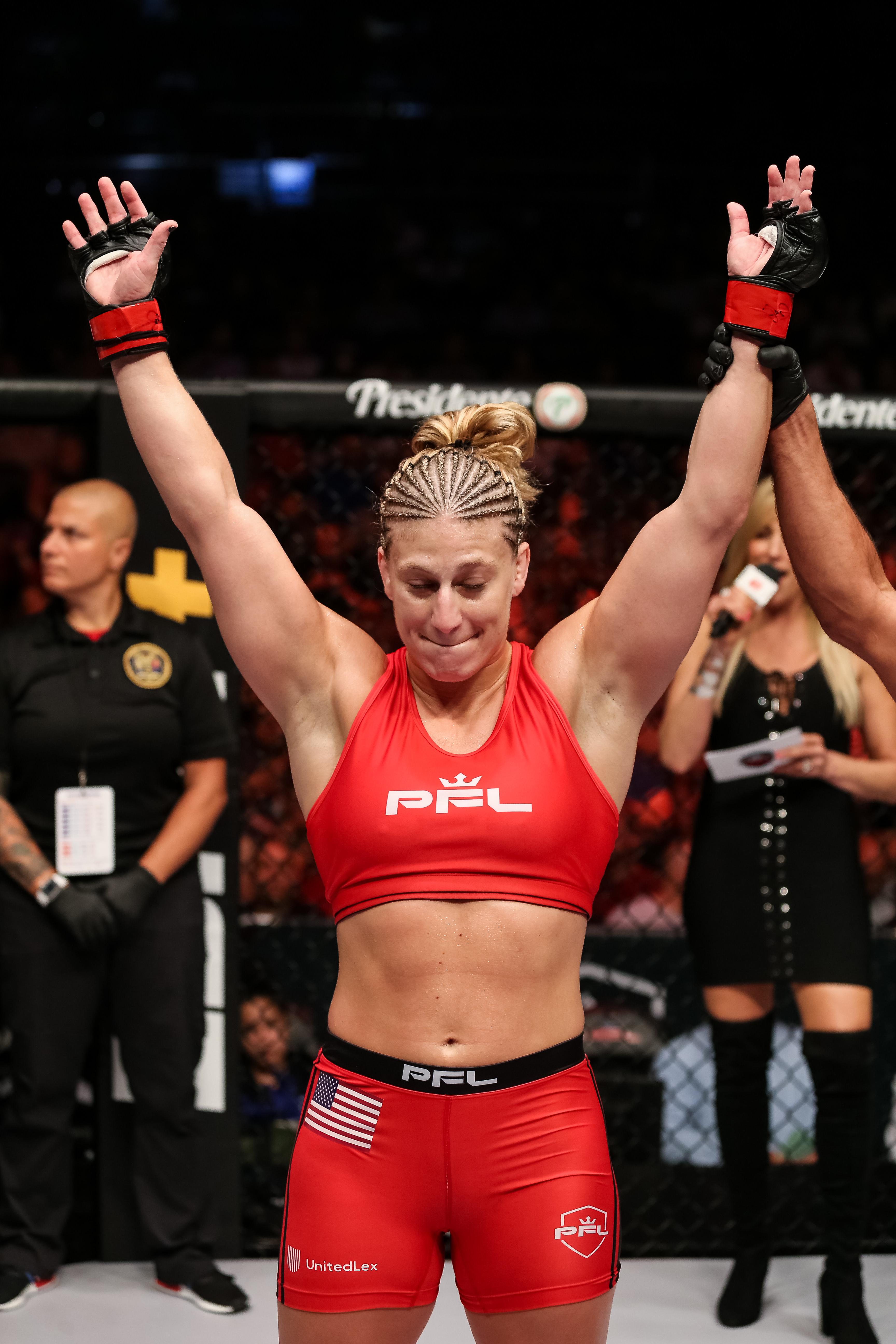 Kayla Harrison PFL Professional Fighters League