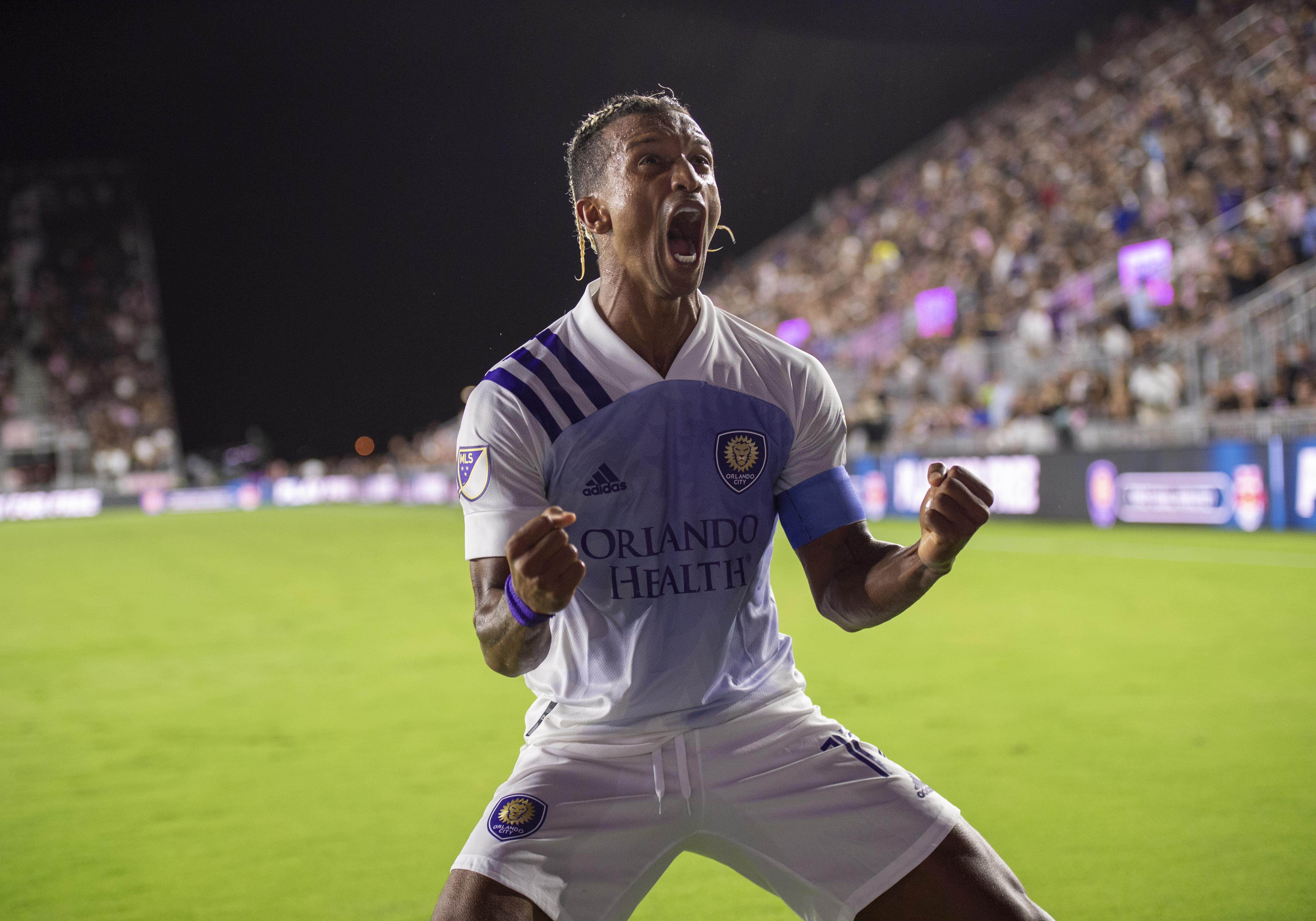 SOCCER: JUN 25 MLS - Orlando City SC at Inter Miami CF