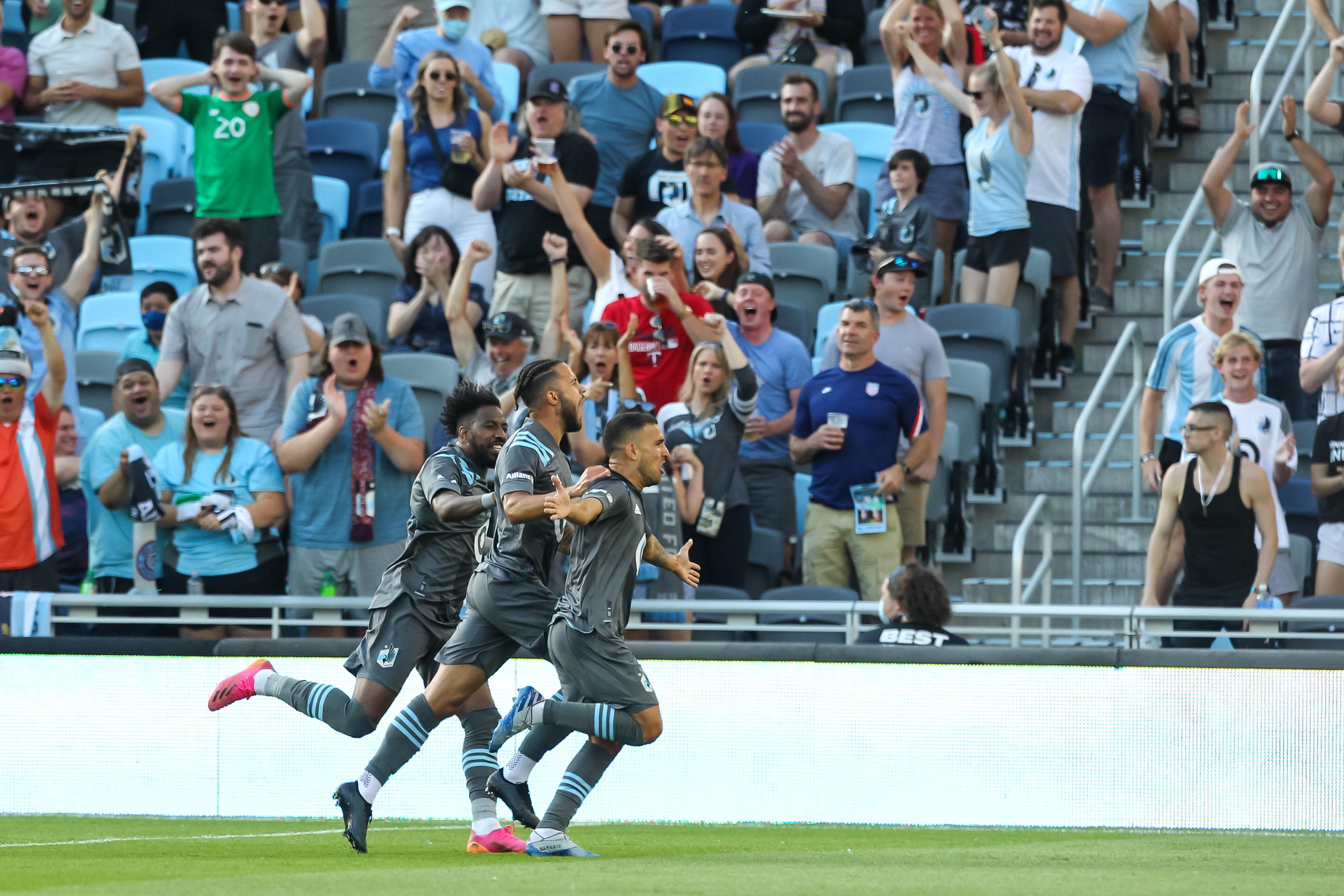 MLS: Austin FC at Minnesota United FC