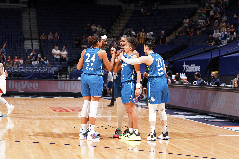 Las Vegas Aces v Minnesota Lynx