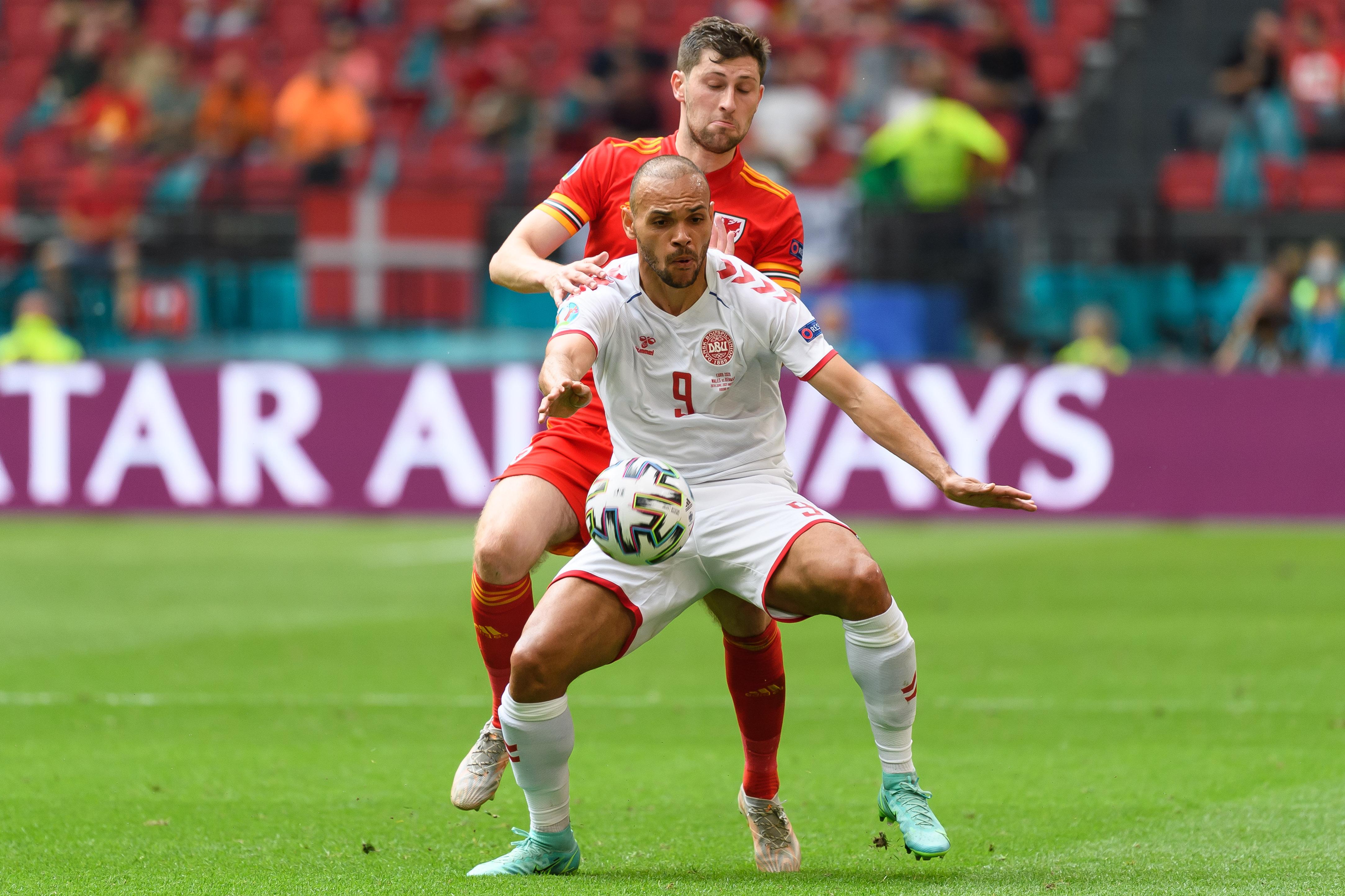Wales v Denmark - UEFA Euro 2020 - Round of 16