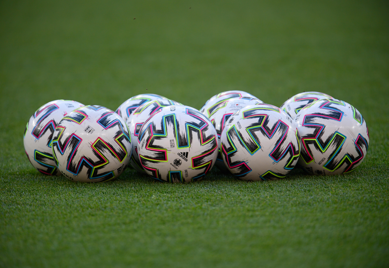 European Football Championship - Training Netherlands