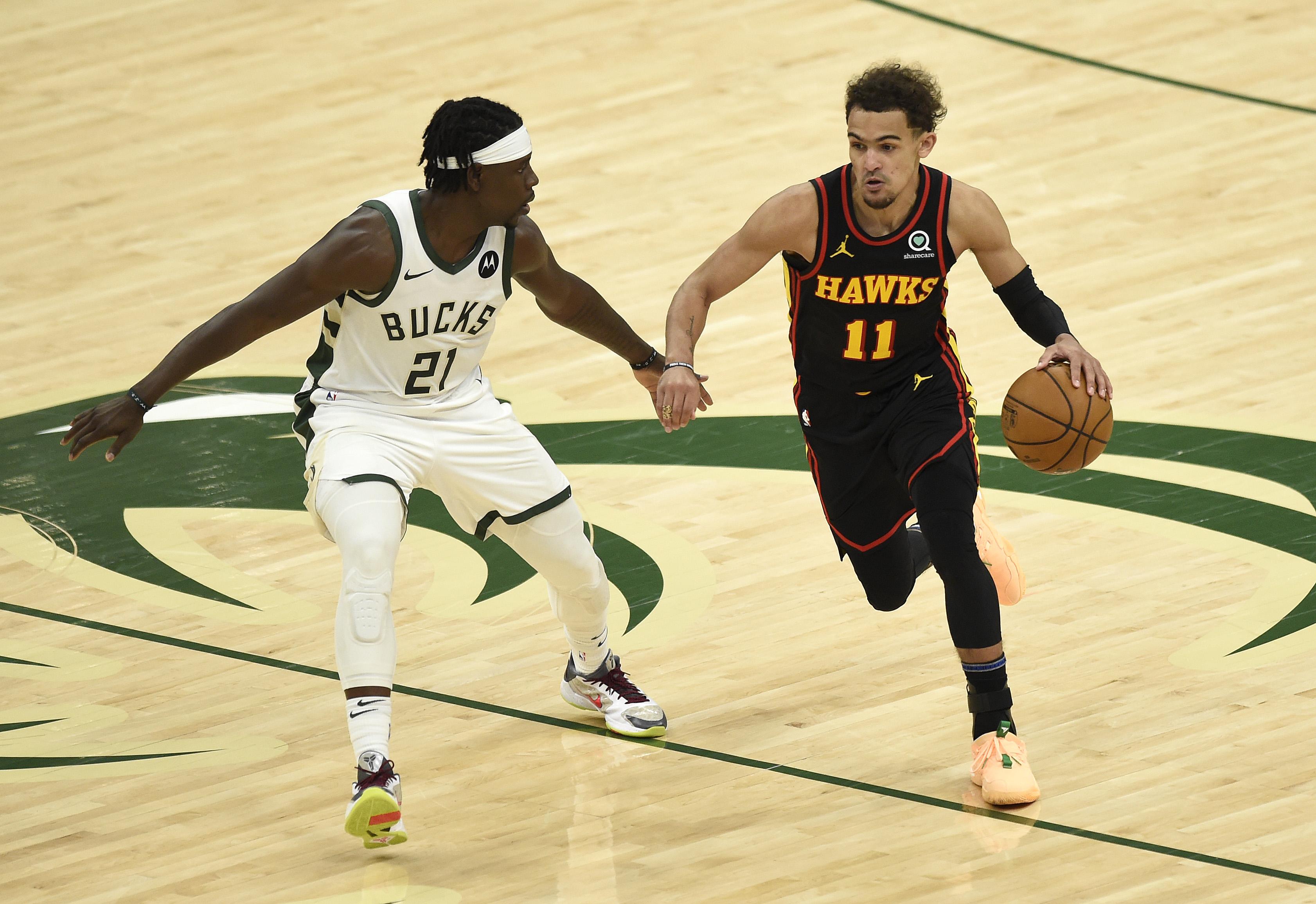 Atlanta Hawks v Milwaukee Bucks - Game Two