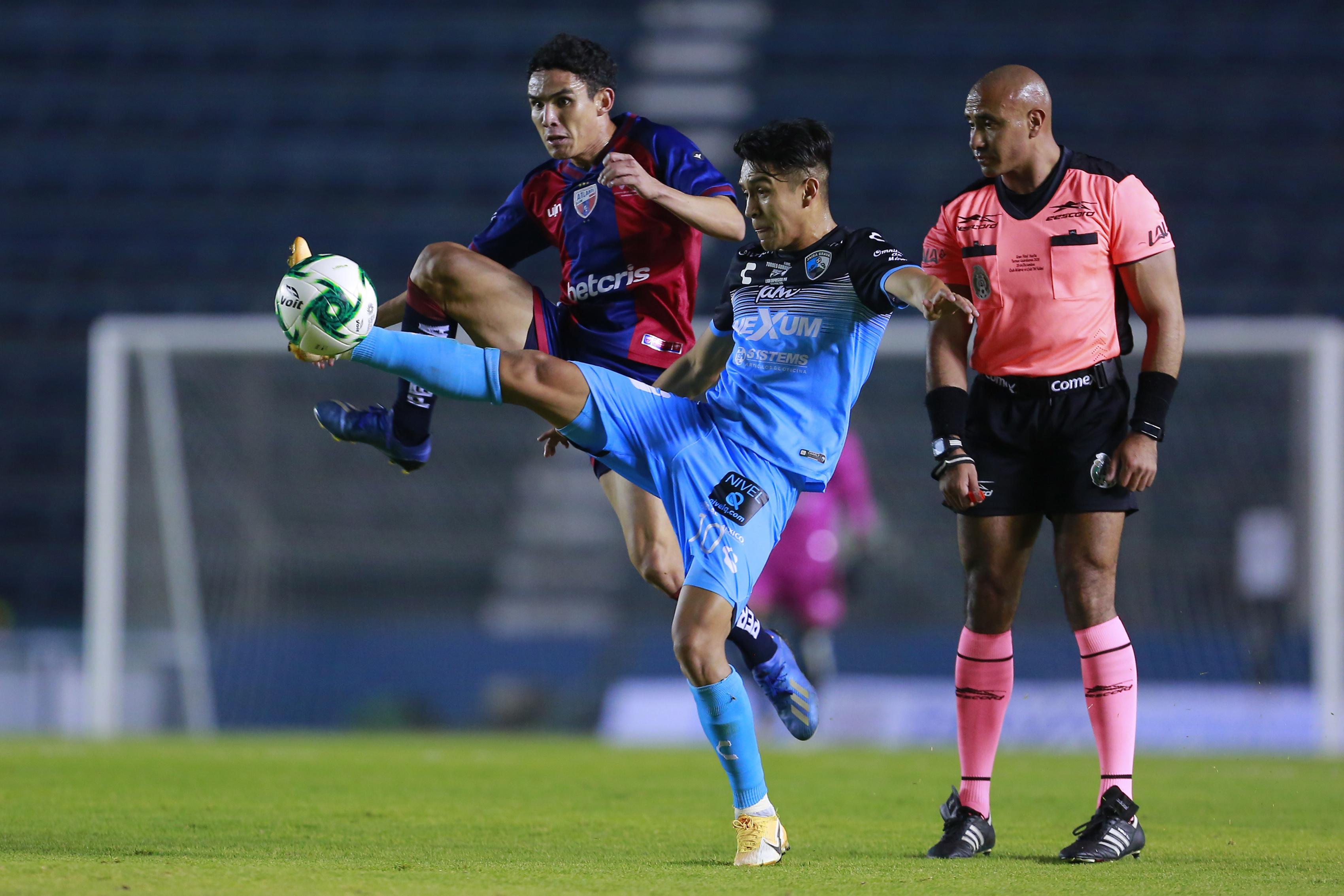 Atlante v Tampico - Final Liga Expansión 2020