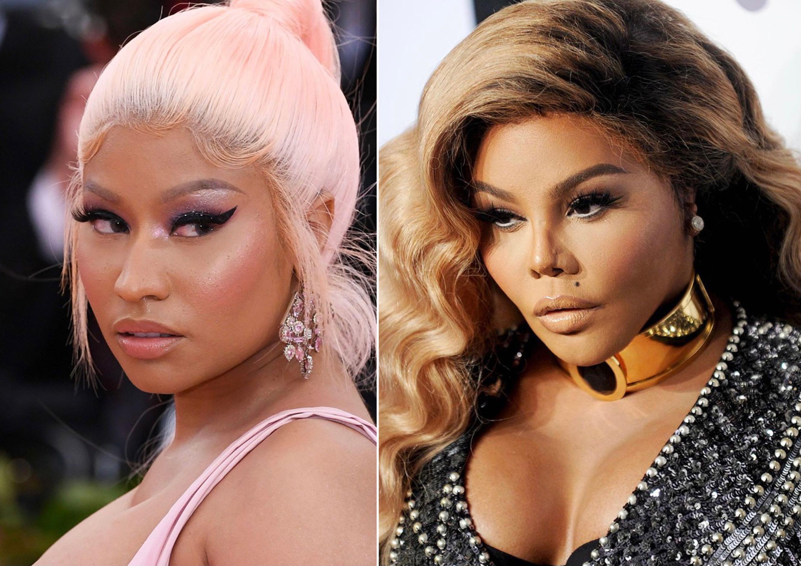 Nicki Minaj, Lil' Kim