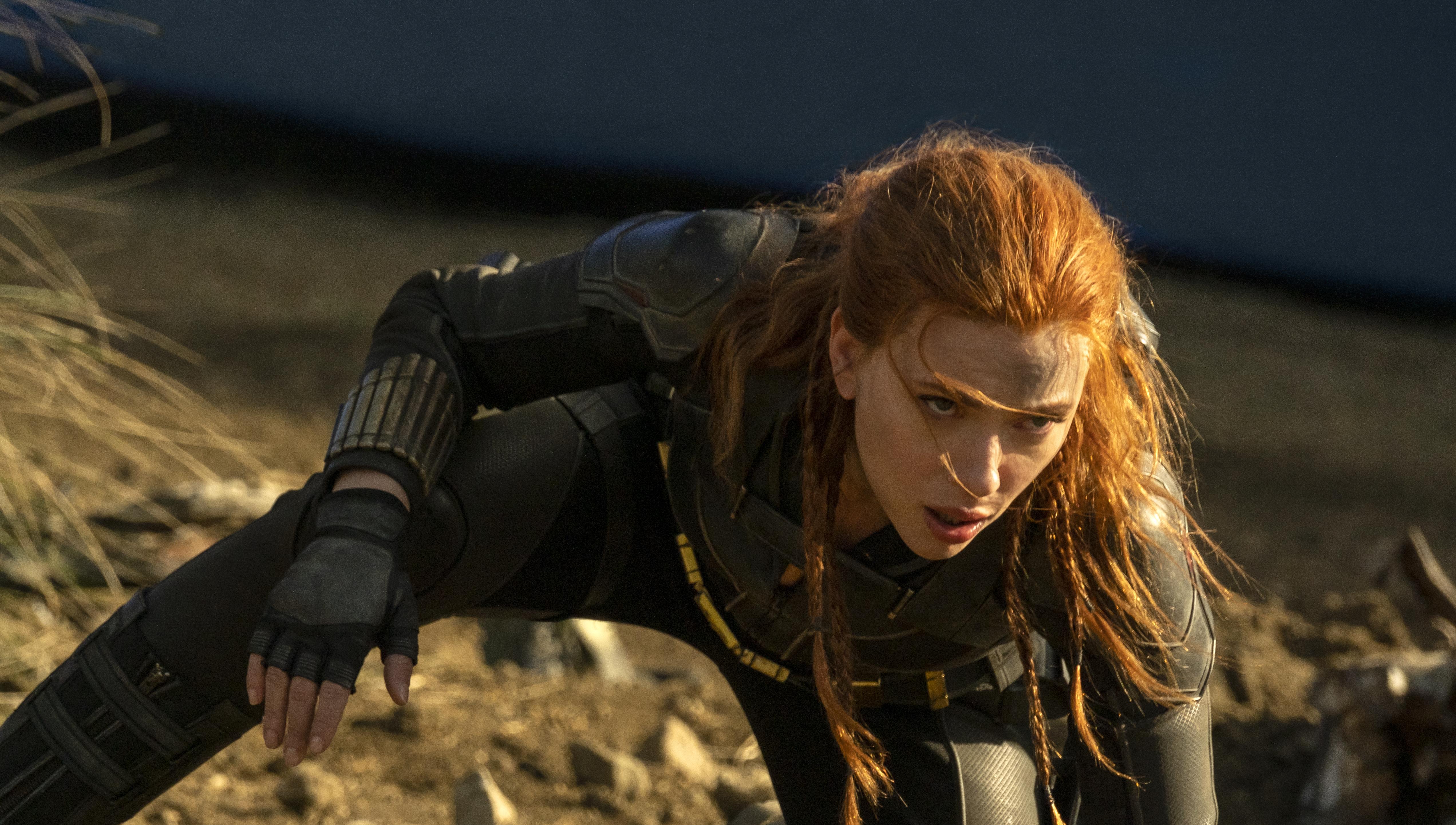 """Natasha Romanoff in """"Black Widow."""""""