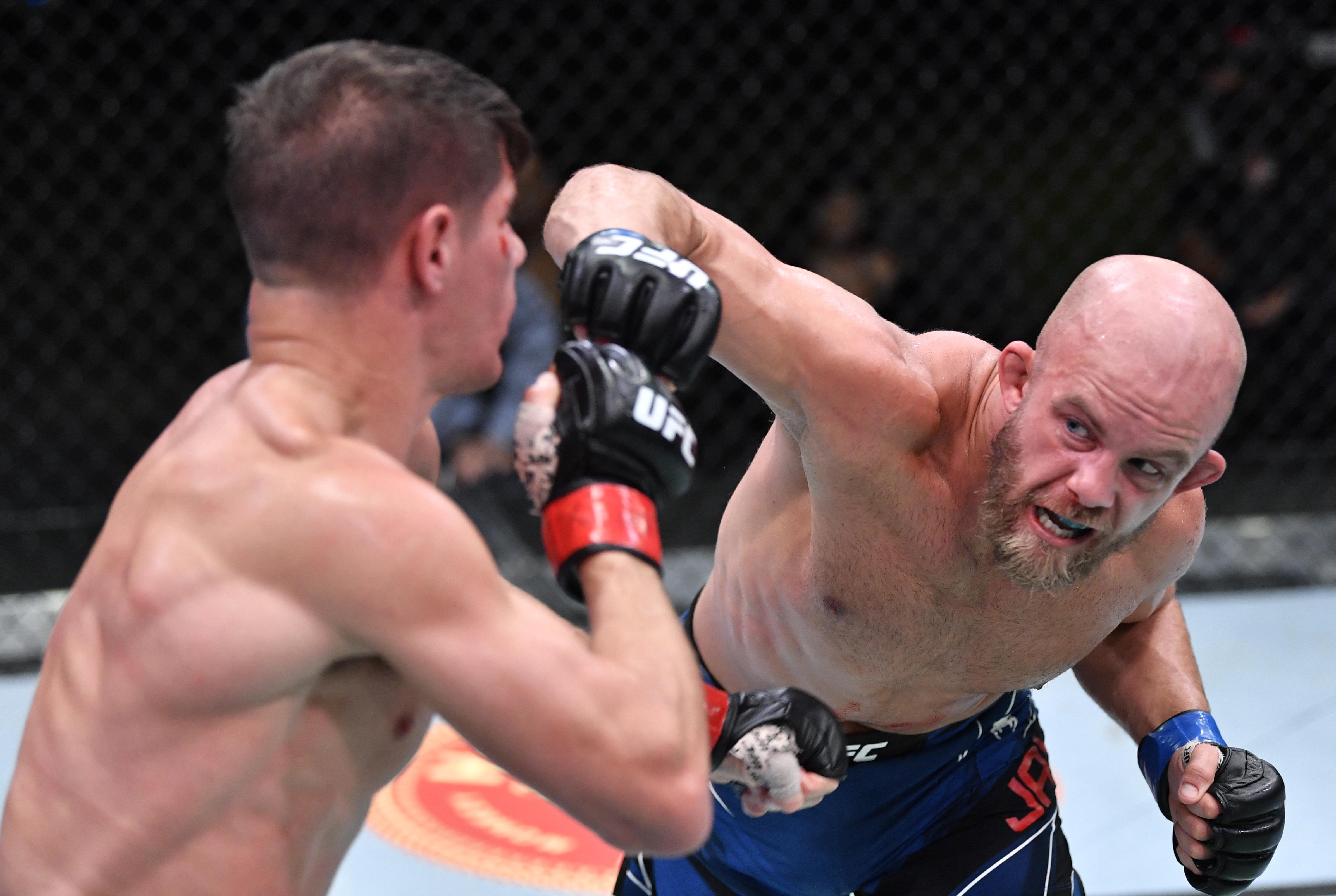 UFC Fight Night: Rosa v Jaynes