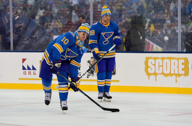 2017 Bridgestone NHL Winter Classic - Chicago Blackhawks v St Louis Blues