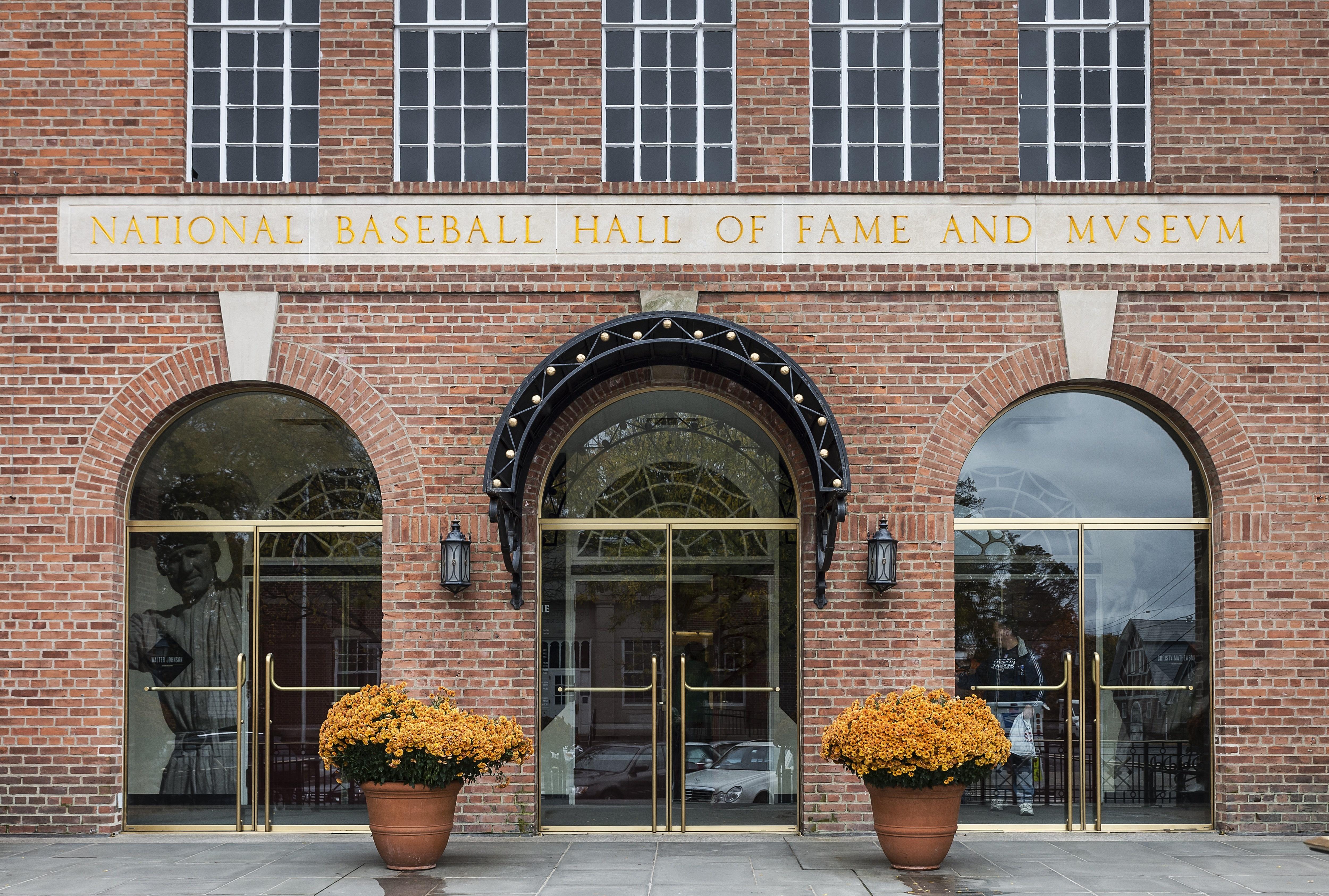 National Baseball Hall of Fame and Museum...