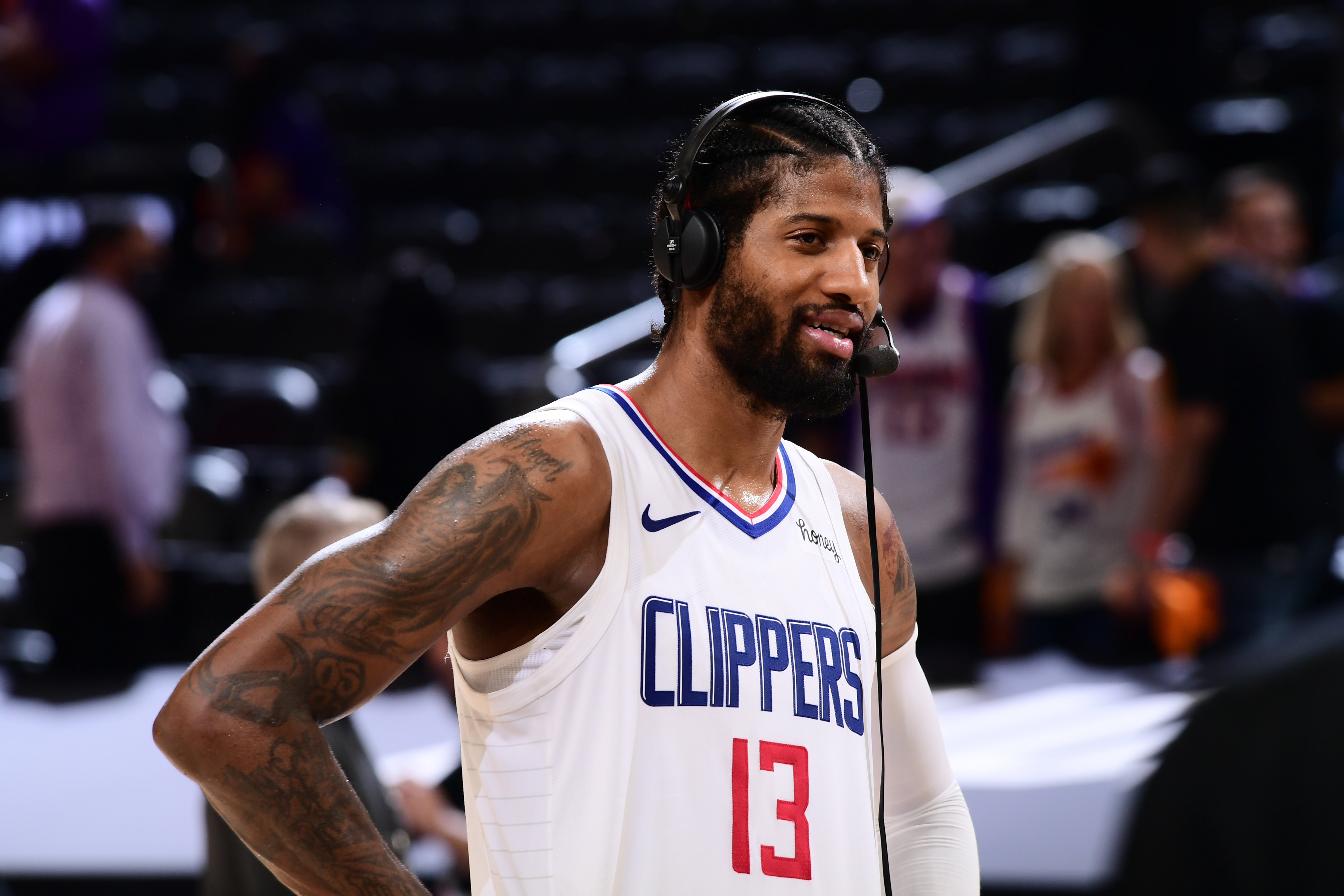 2021年NBA季后赛-洛杉矶快船队诉菲尼克斯太阳队