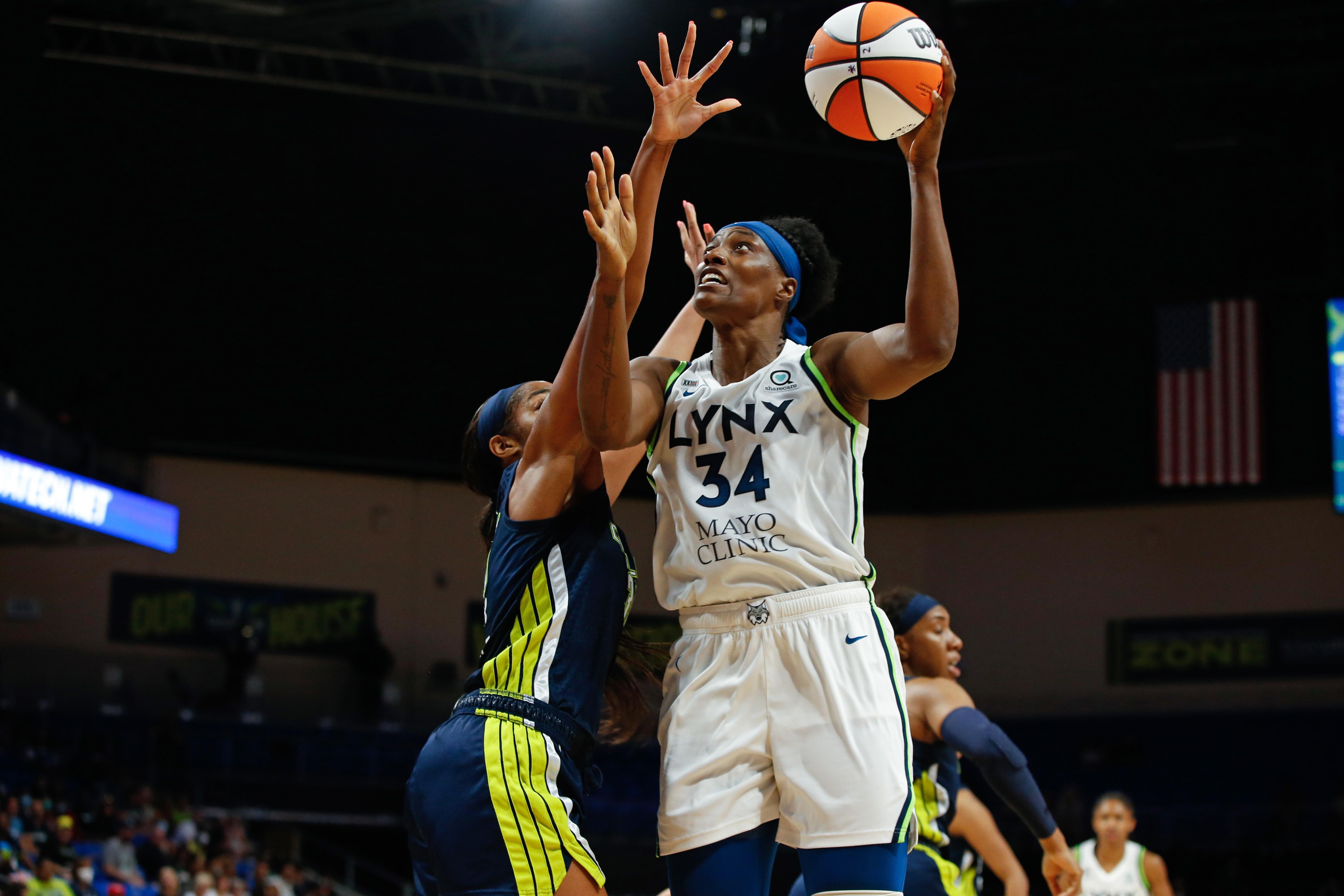 Minnesota Lynx v Dallas Wings