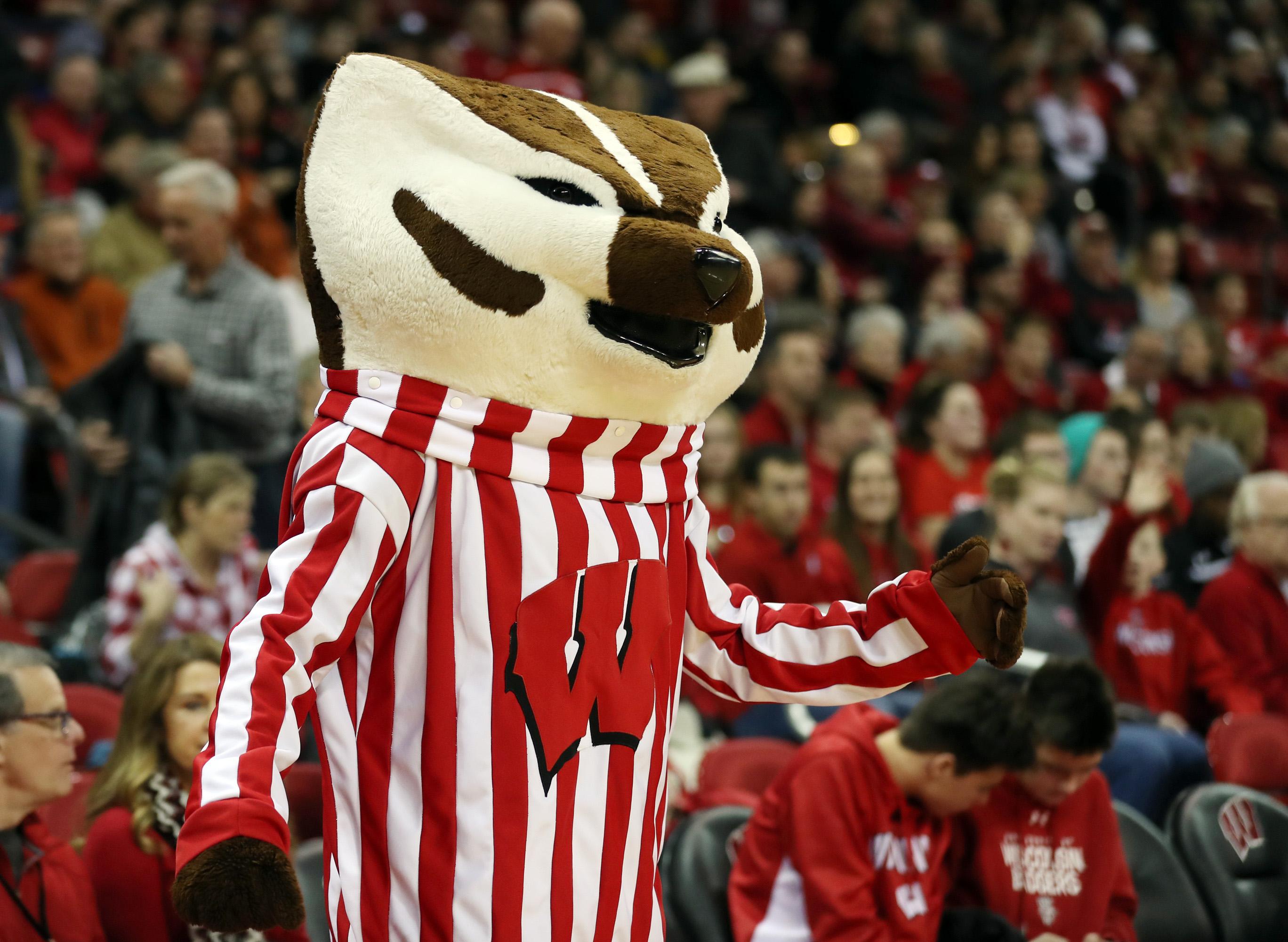 NCAA Basketball: Rider at Wisconsin