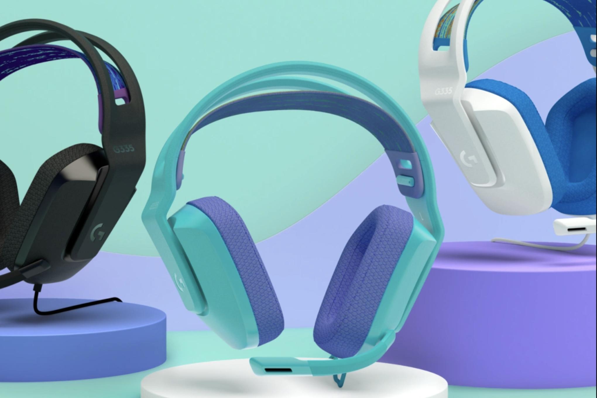 Logitech G335 headset