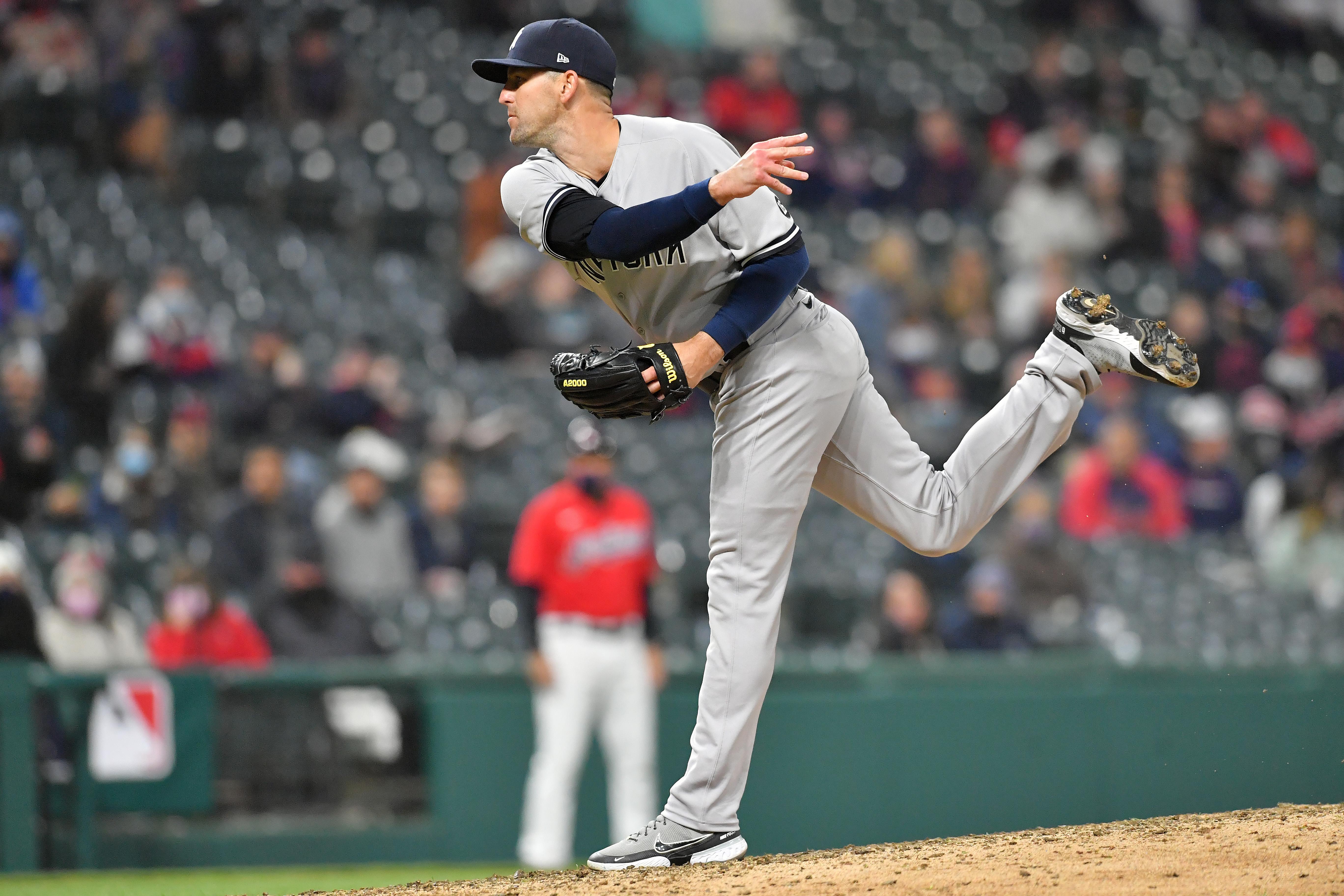 New York Yankees v Cleveland Indians