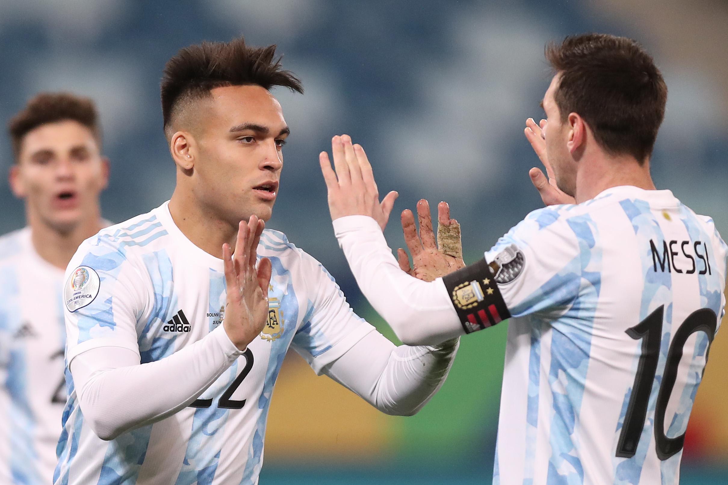 Bolivia v Argentina: Group A - Copa America Brazil 2021