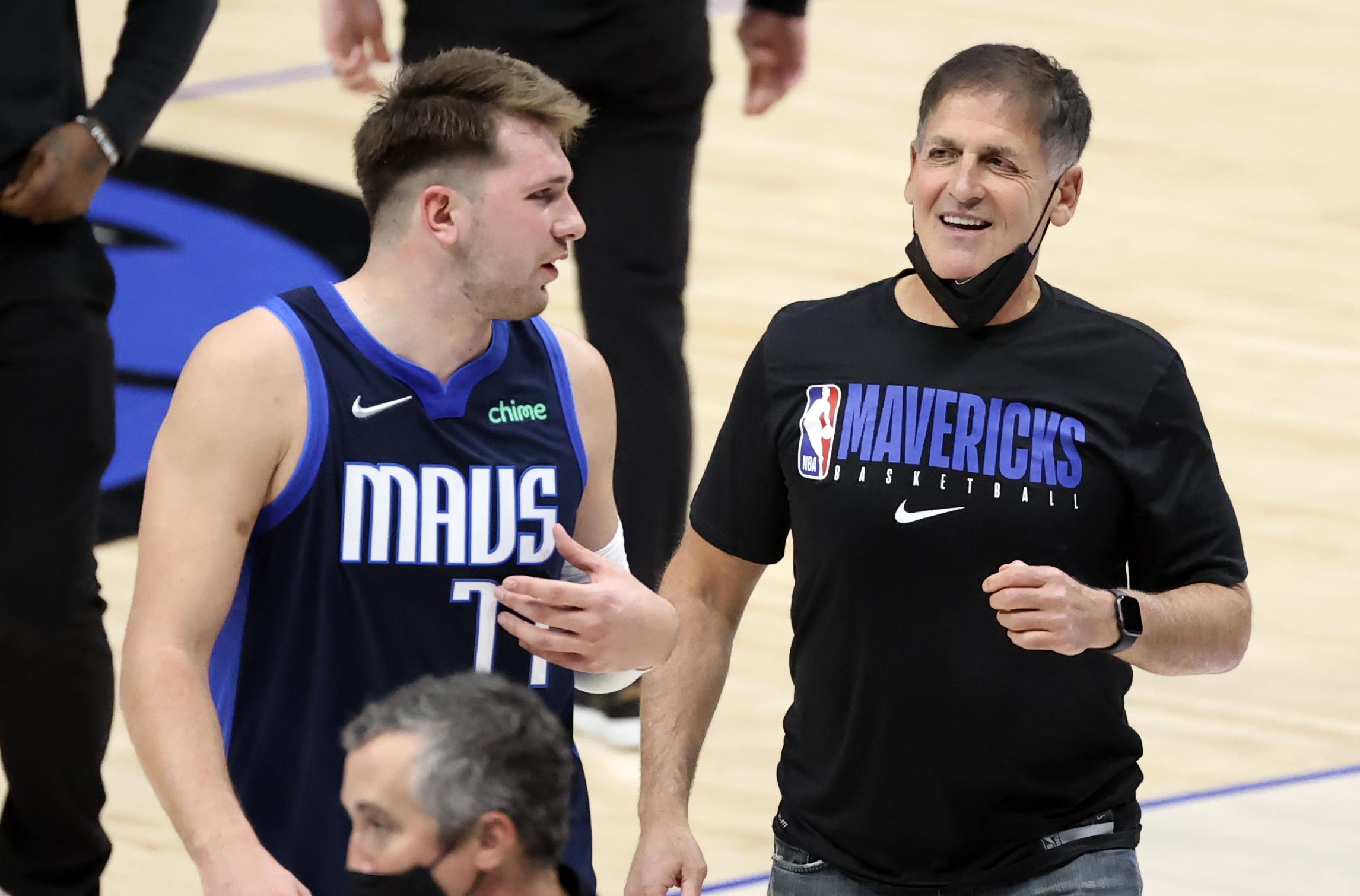 NBA: Detroit Pistons at Dallas Mavericks