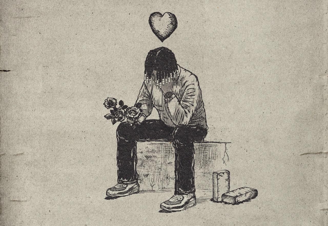 "Lil Yachty's ""Love Music"" artwork"