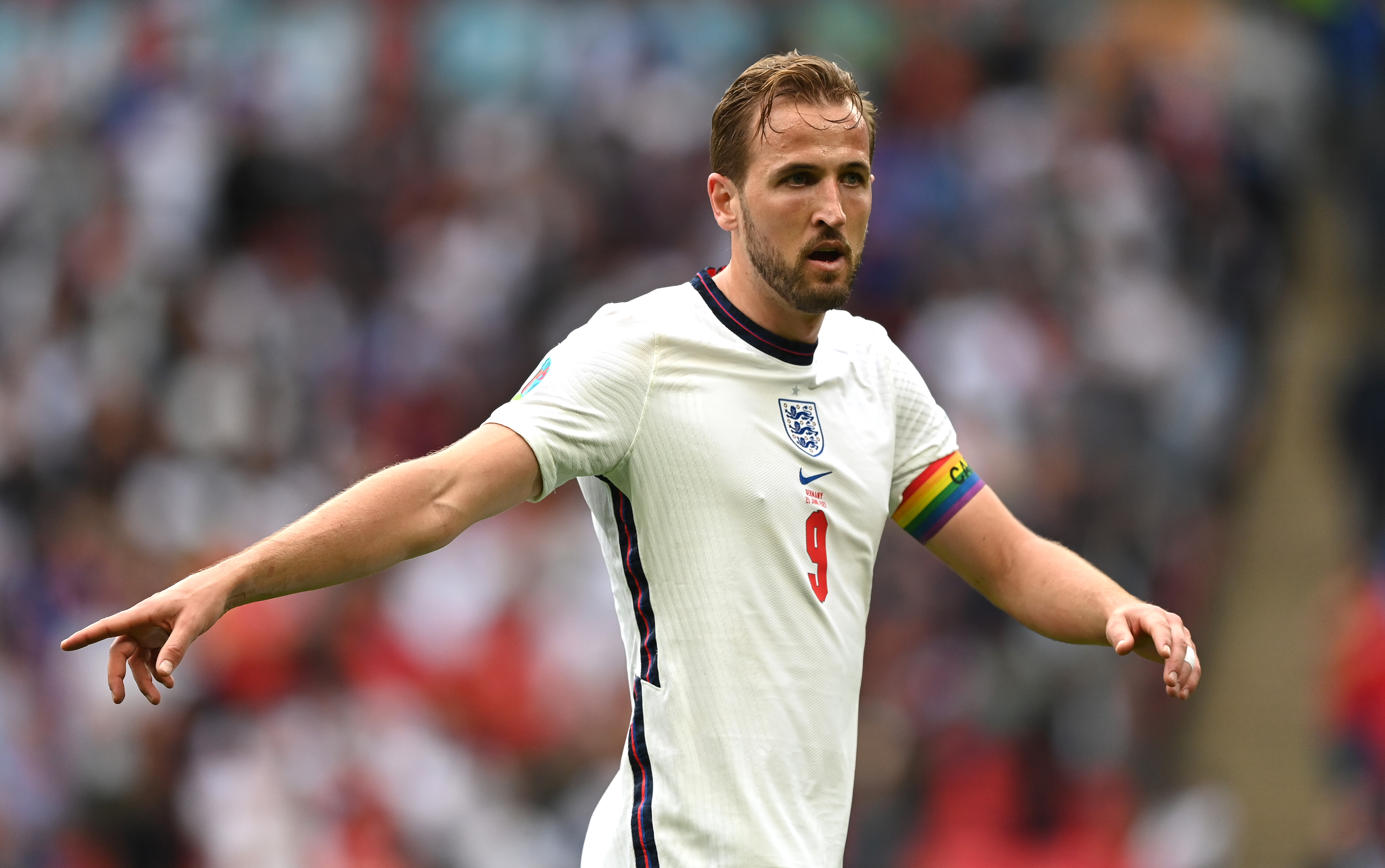 Harry Kane - England - UEFA Euro 2020