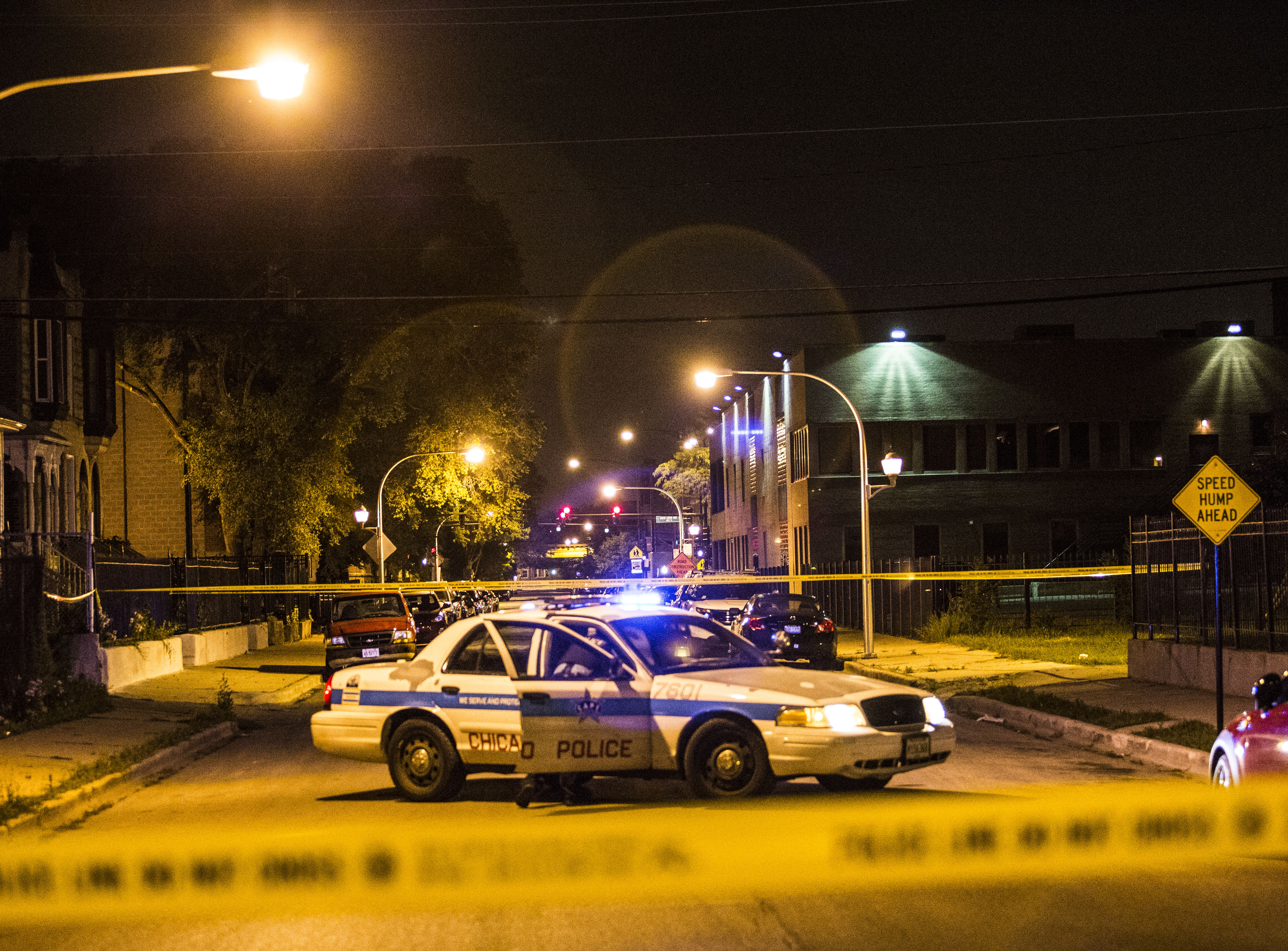One person was killed, and twenty-three others were wounded in shootings June 23, 2021, in Chicago.