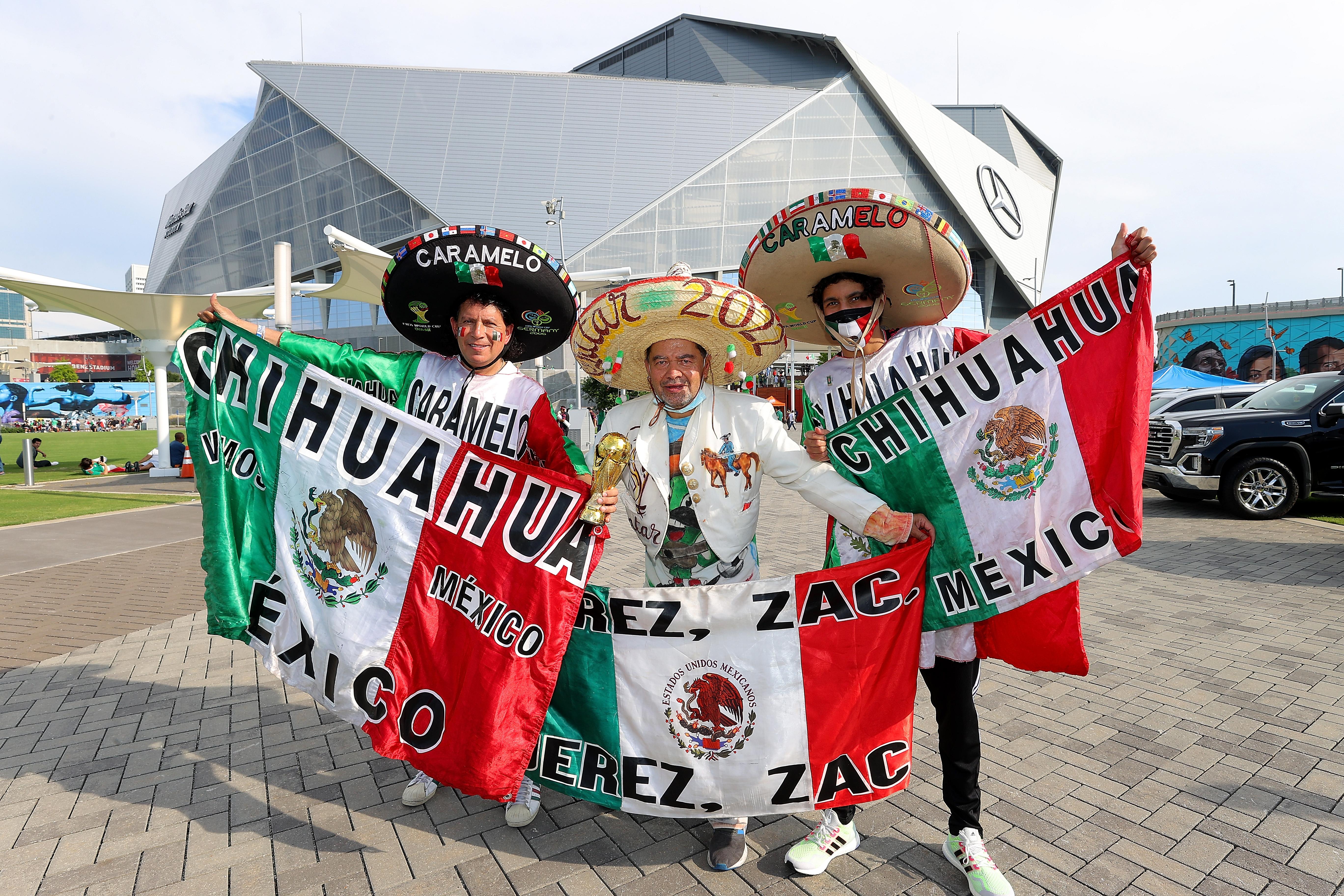 Honduras v Mexico