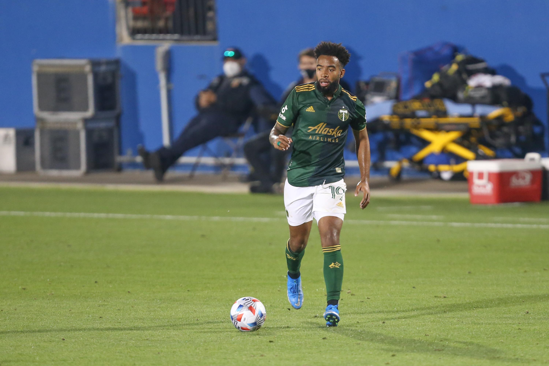 SOCCER: MAY 01 MLS - Portland Timbers at FC Dallas