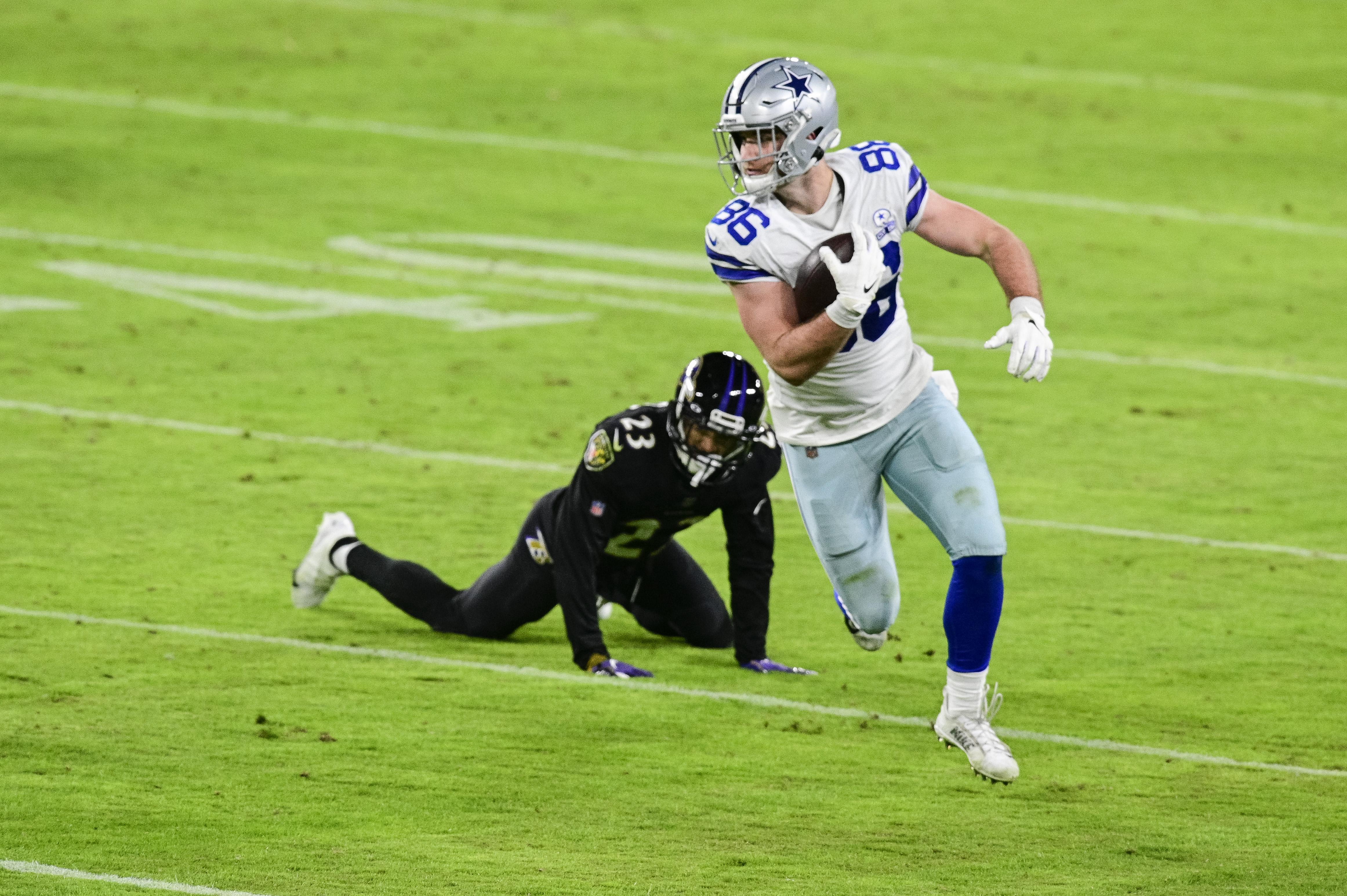 NFL: Dallas Cowboys at Baltimore Ravens