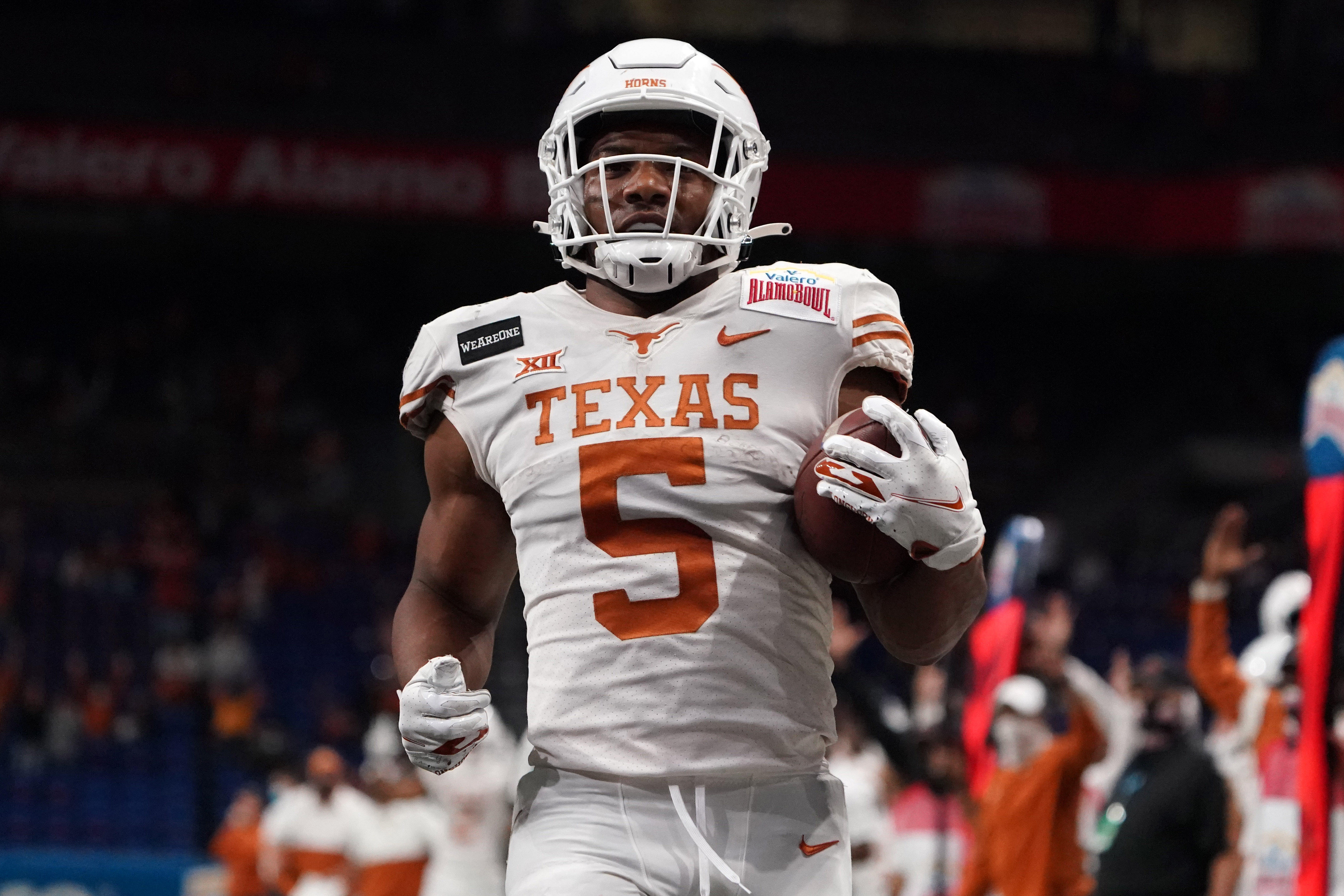 NCAA Football: Alamo Bowl-Texas vs Colorado